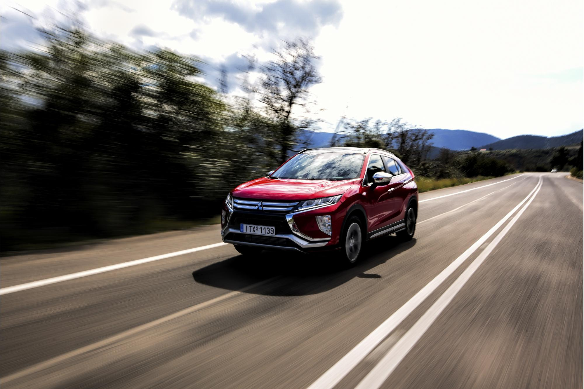Mitsubishi Eclipse Cross 1.5 AWD 163Ps