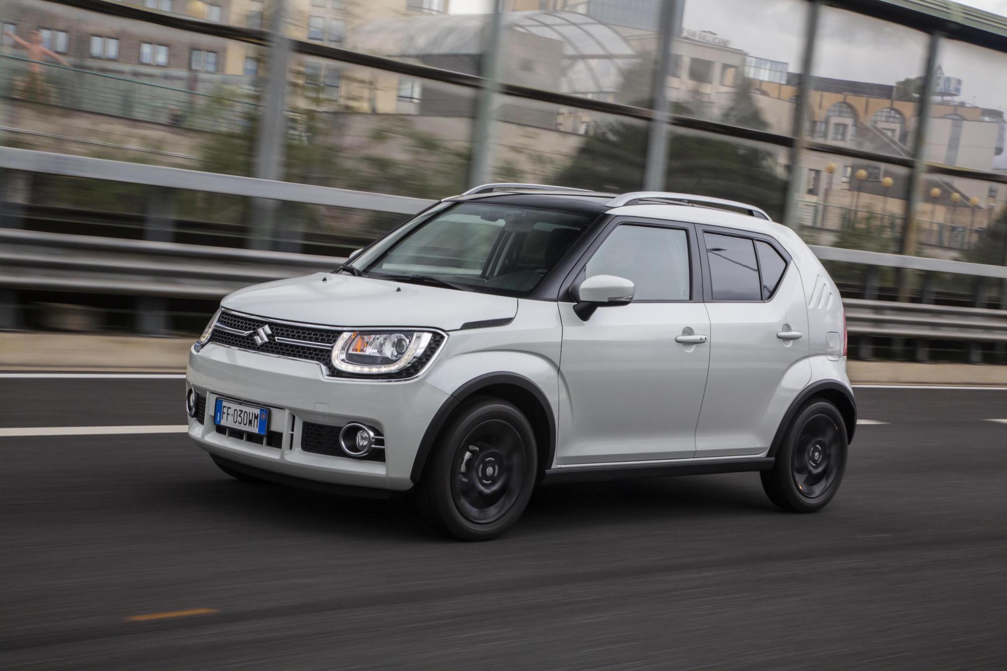Suzuki Ignis 1.2 Hybrid 90Ps