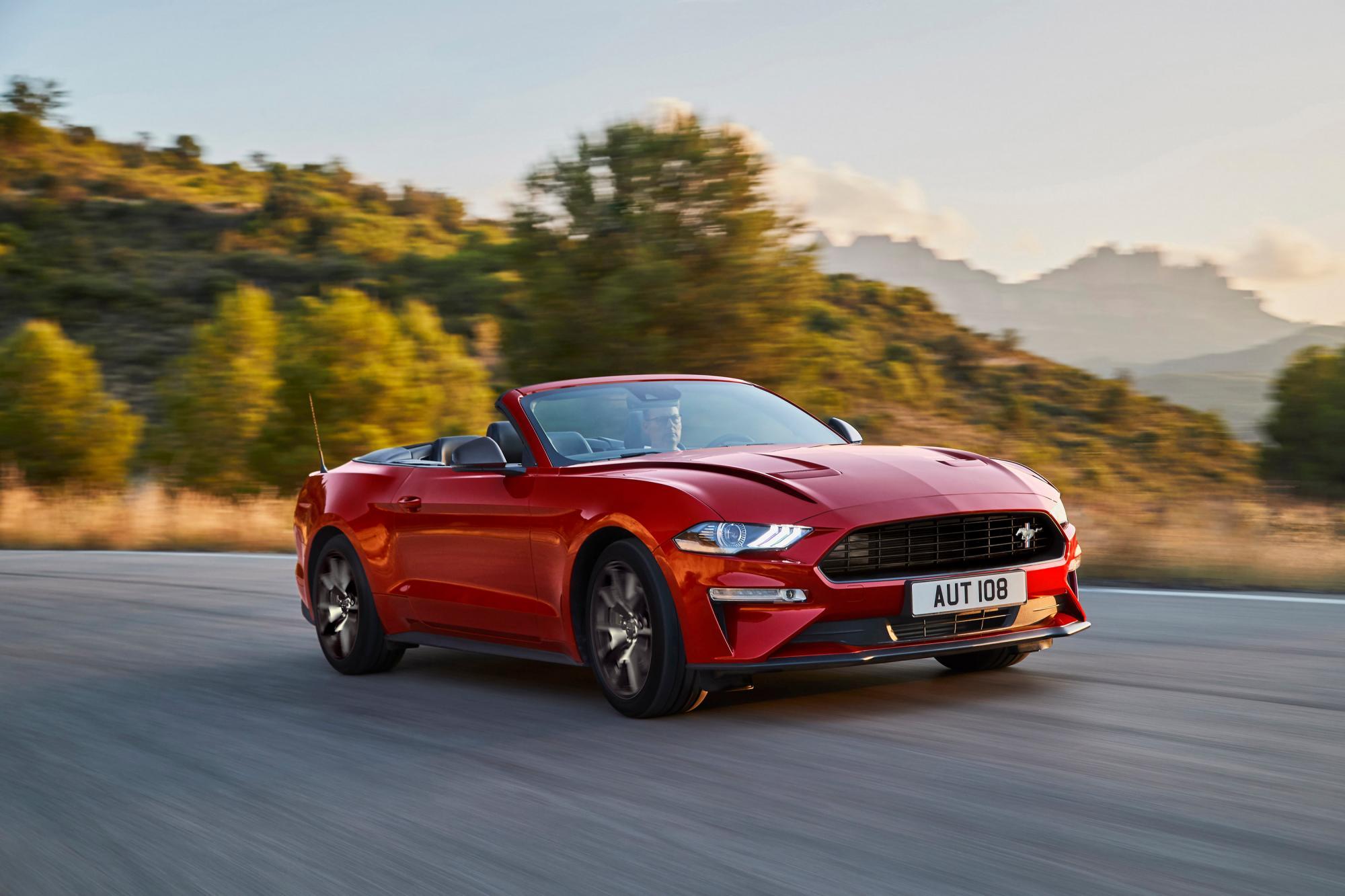 Η Mustang αναδείχτηκε το δημοφιλέστερο σπορ αυτοκίνητο για το 2019