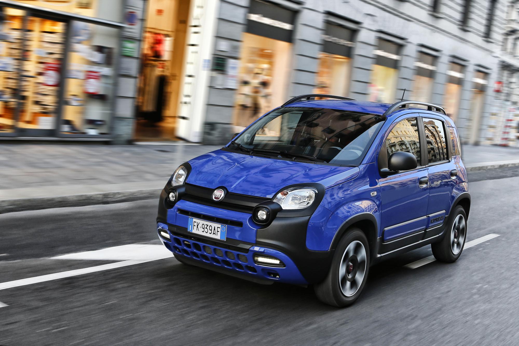 40 χρόνια Fiat Panda