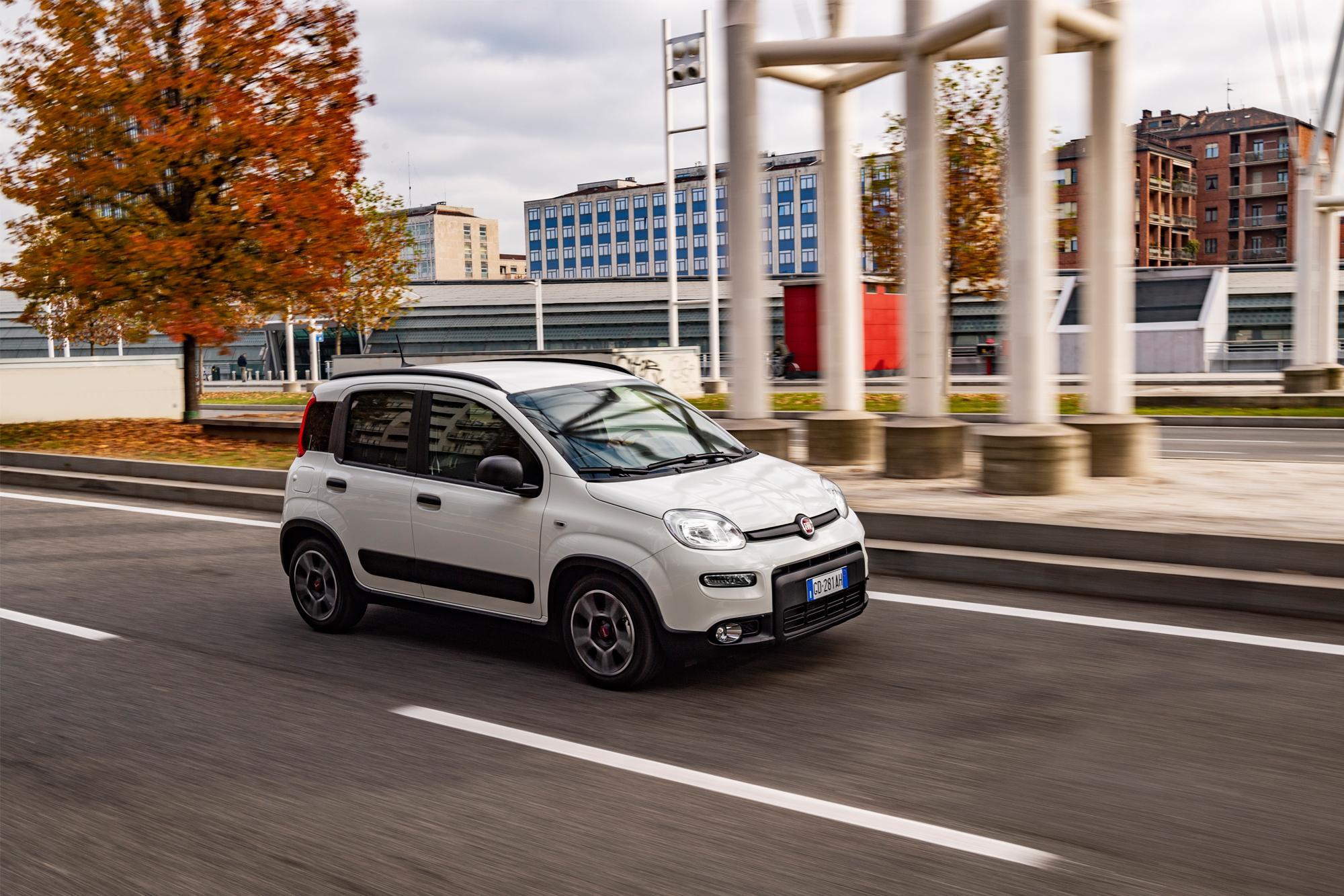 Το ανανεωμένο Fiat Panda στην Ελλάδα