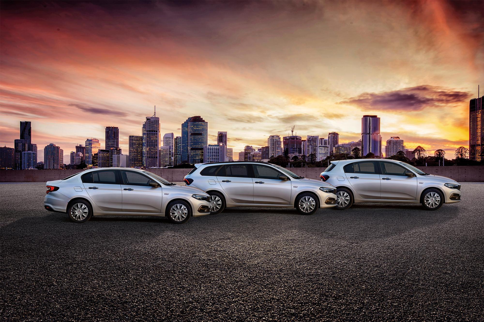 Νέα οικογένεια Fiat Tipo