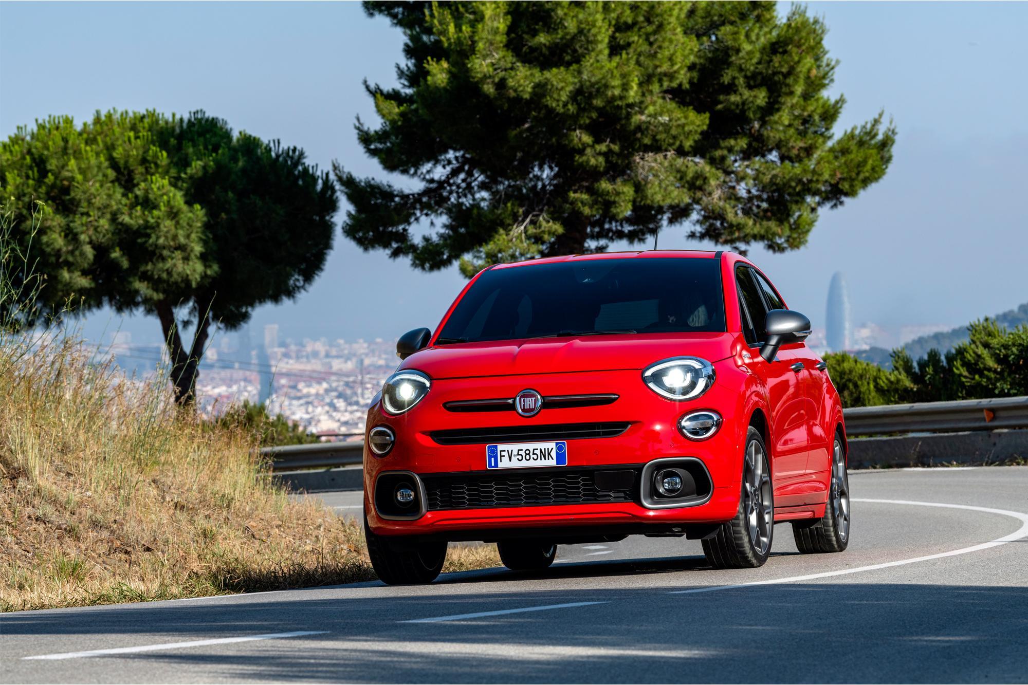 Πρώτη Επαφή: Νέο Fiat 500X Sport