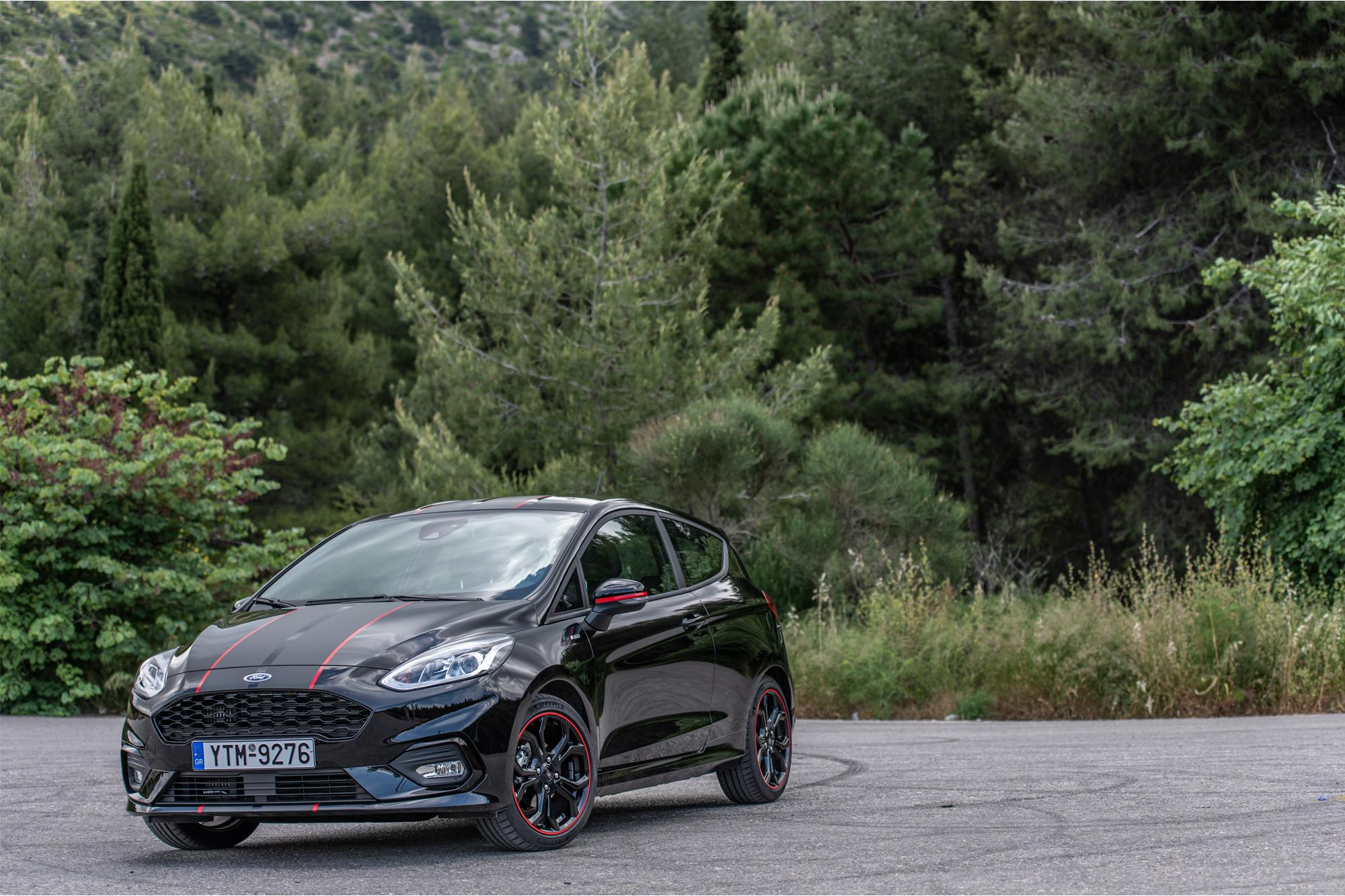Ford Fiesta ST-Line Black Edition 1.0EcoBoost 140PS