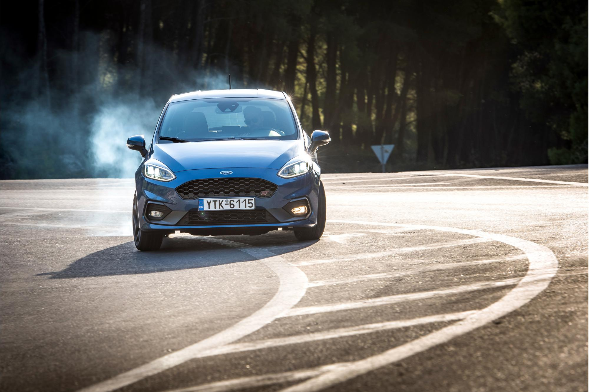 Ford Fiesta ST 1.5EcoBoost 200Ps