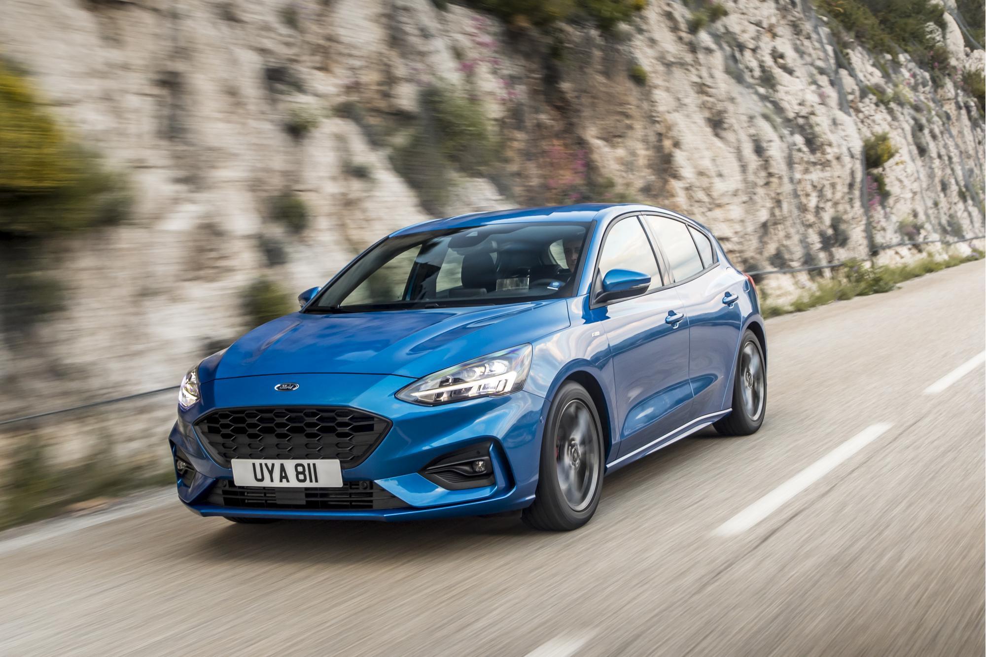 Πρώτη Επαφή: Νέο Ford Focus