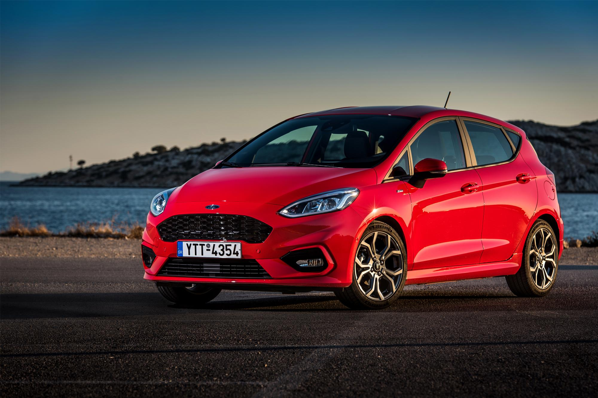 Ford Fiesta 1.0EcoBoost mHEV ST-Line 155Ps
