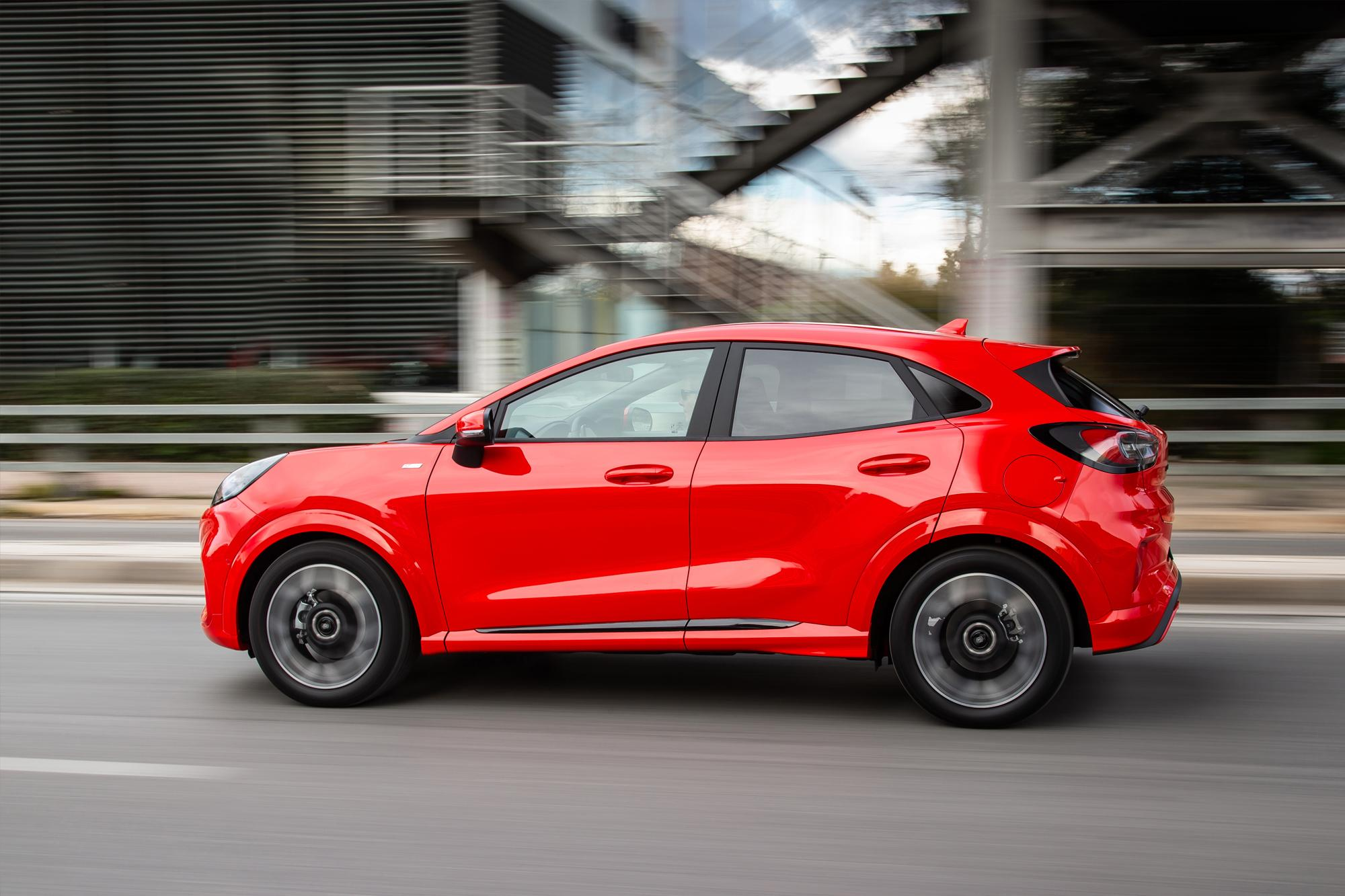 Ford Puma ST-Line 1.0EcoBoost 155Ps