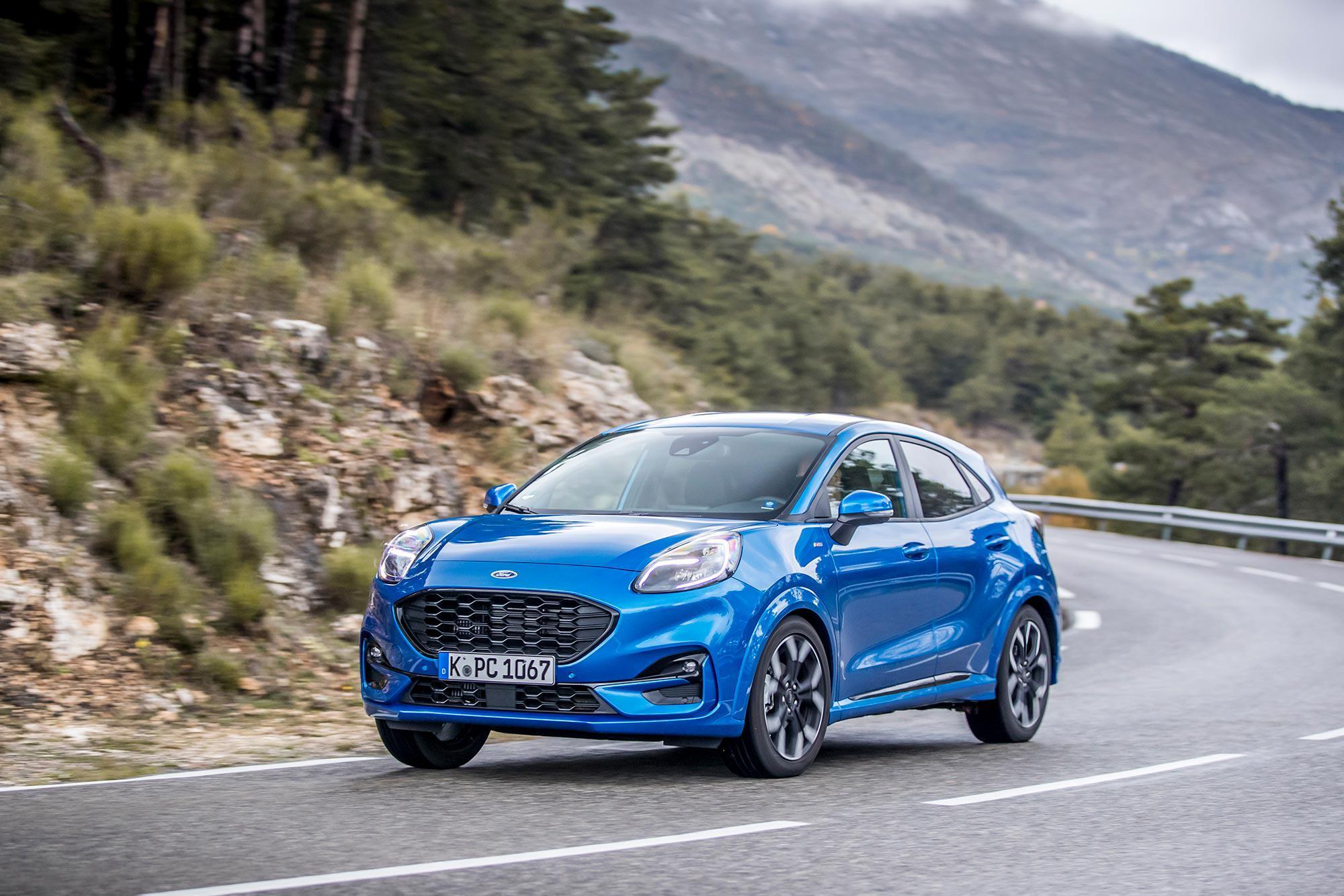 Αύξηση των πωλήσεων κατά 7,7% για την Ford