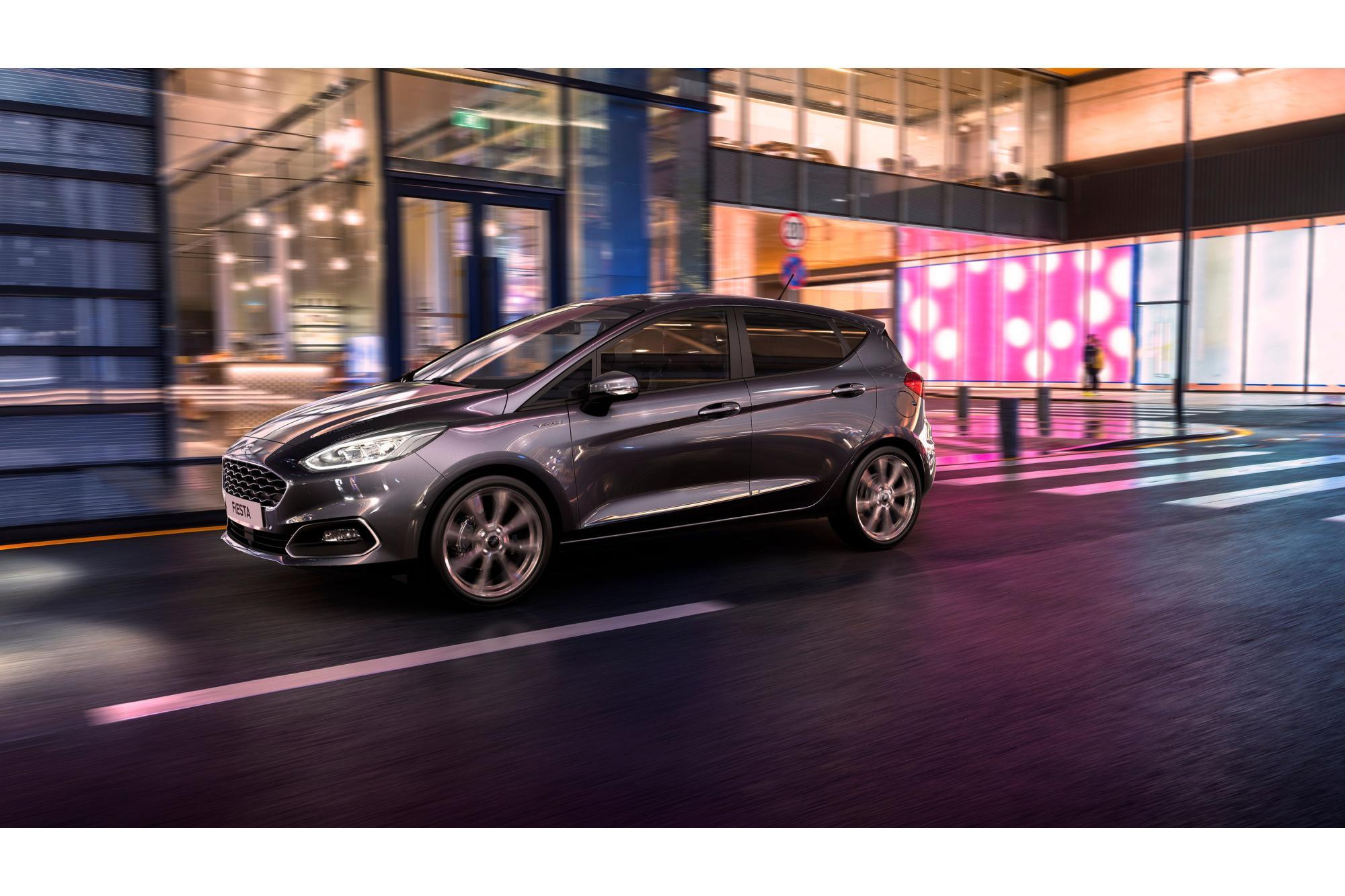 Έρχεται το υβριδικό Ford Fiesta στην Ελλάδα