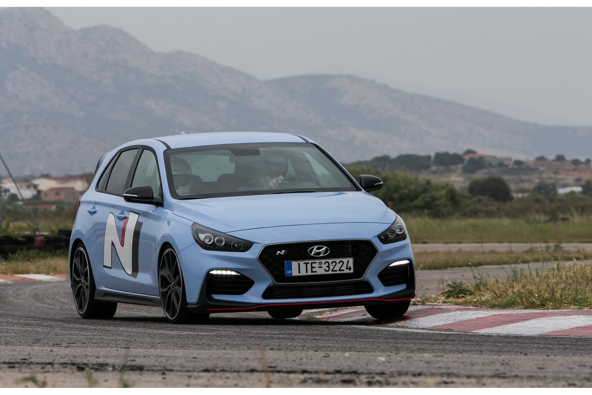 Πρώτη Επαφή:Hyundai i30 N 275Ps