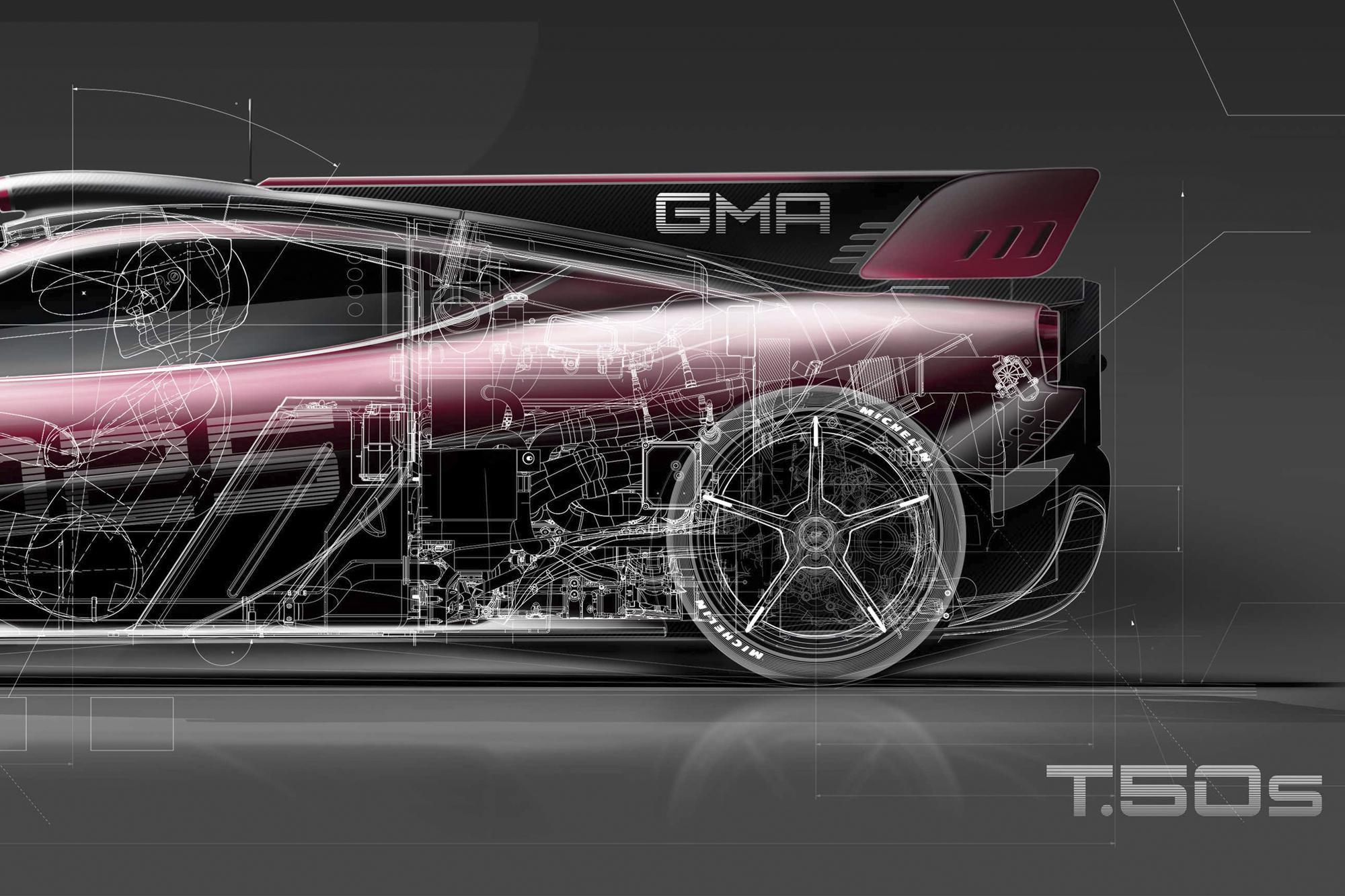 Έρχεται το GMA T.50s