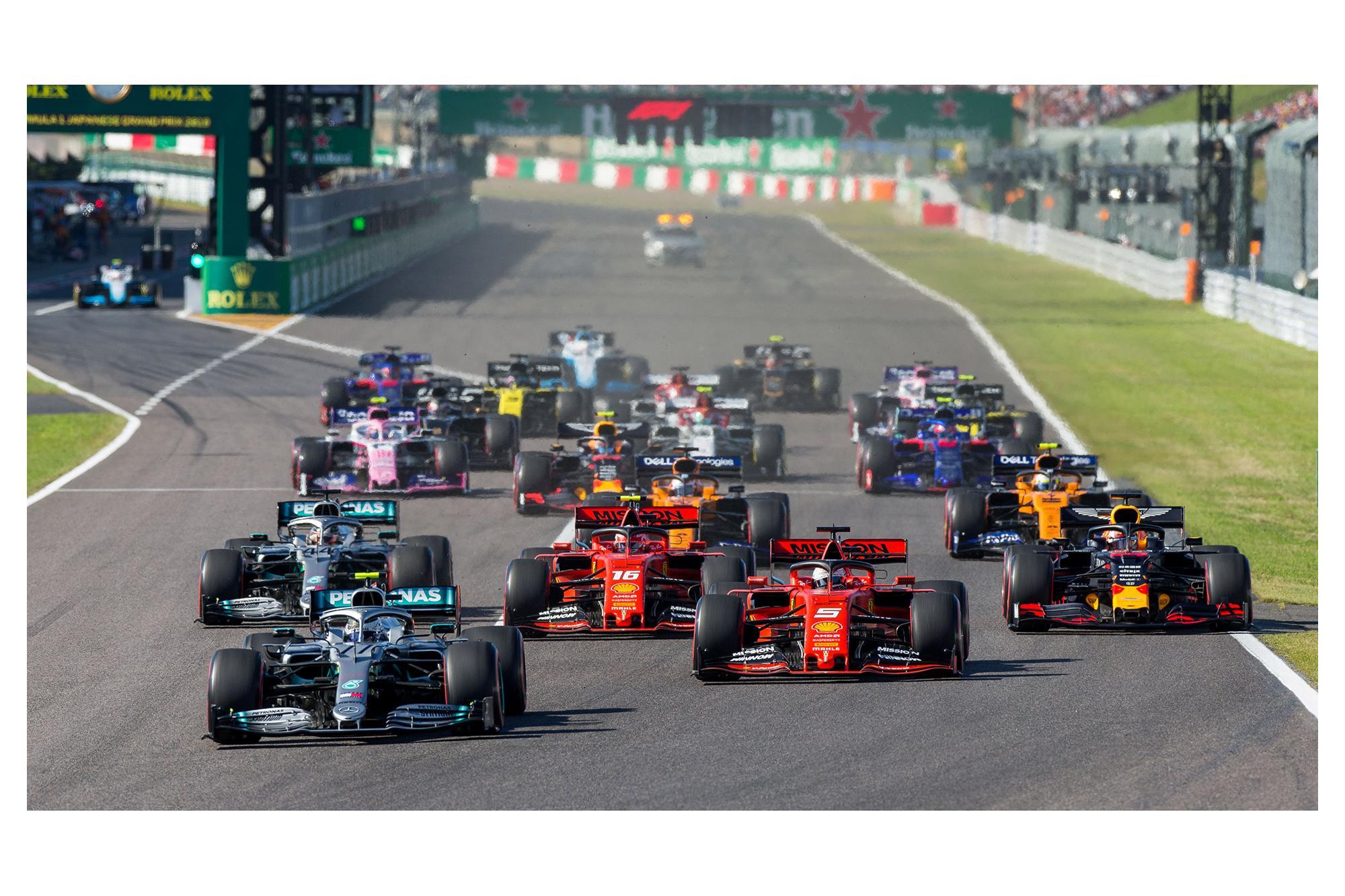Πρωτάθλημα F1 κεκλεισμένων των θυρών;
