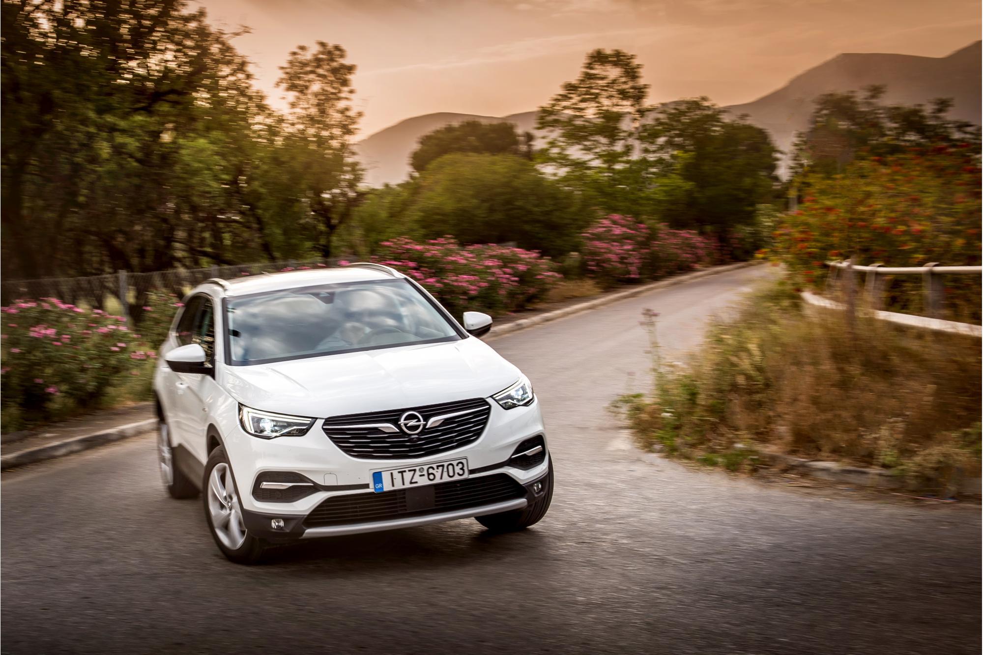 Opel Grandland X 1.2T 130Ps