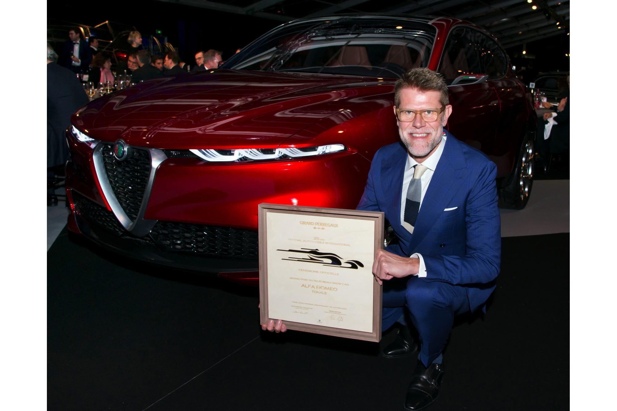 Alfa Romeo Tonale, το ομορφότερο concept car