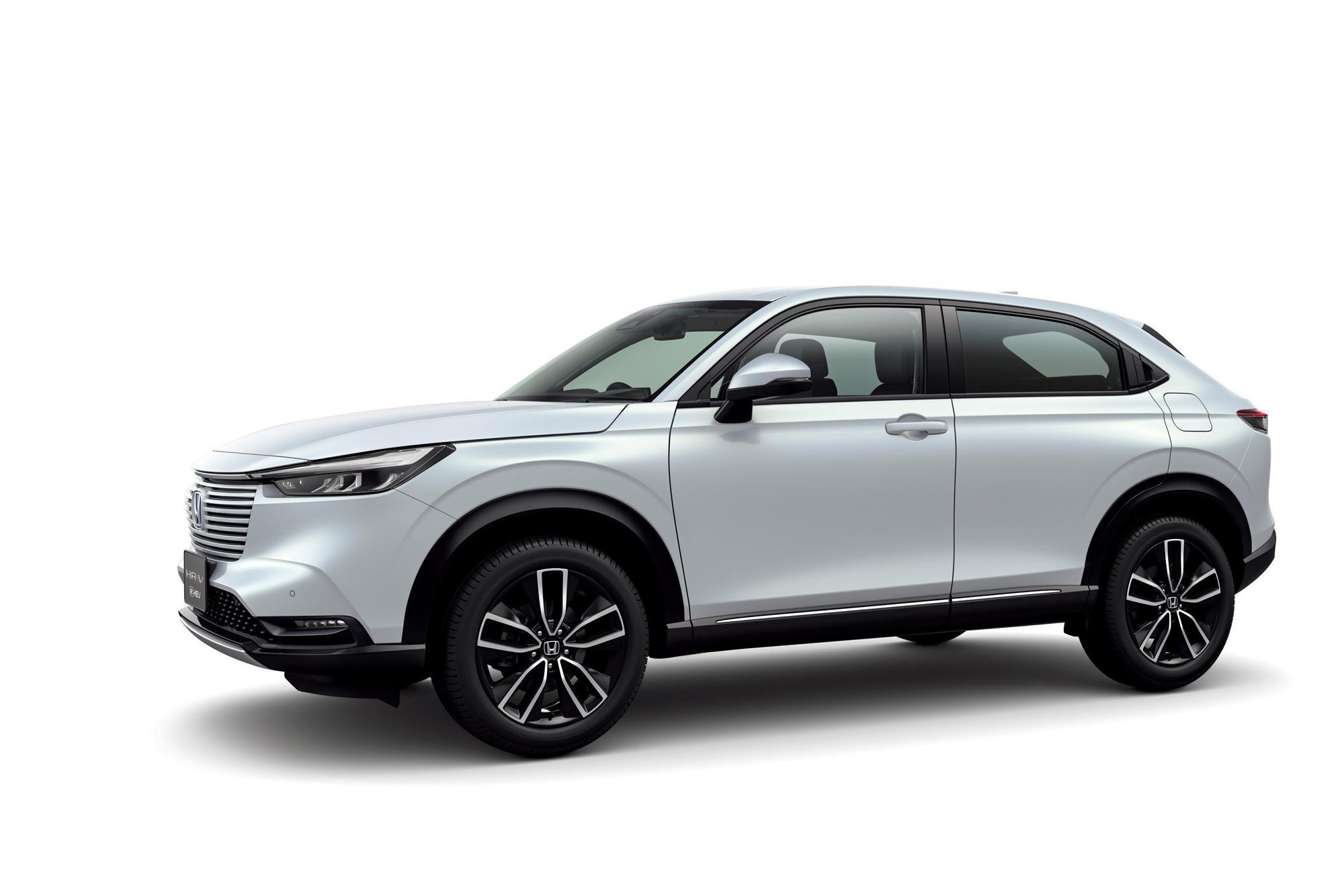Η Honda αποκαλύπτει το νέο υβριδικό HR-V