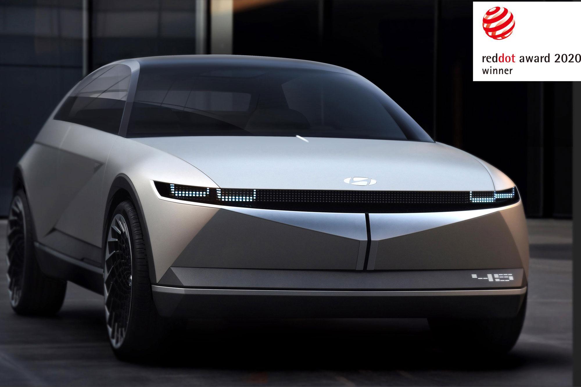 Η Hyundai στην κορυφή των Red Dot Awards 2020
