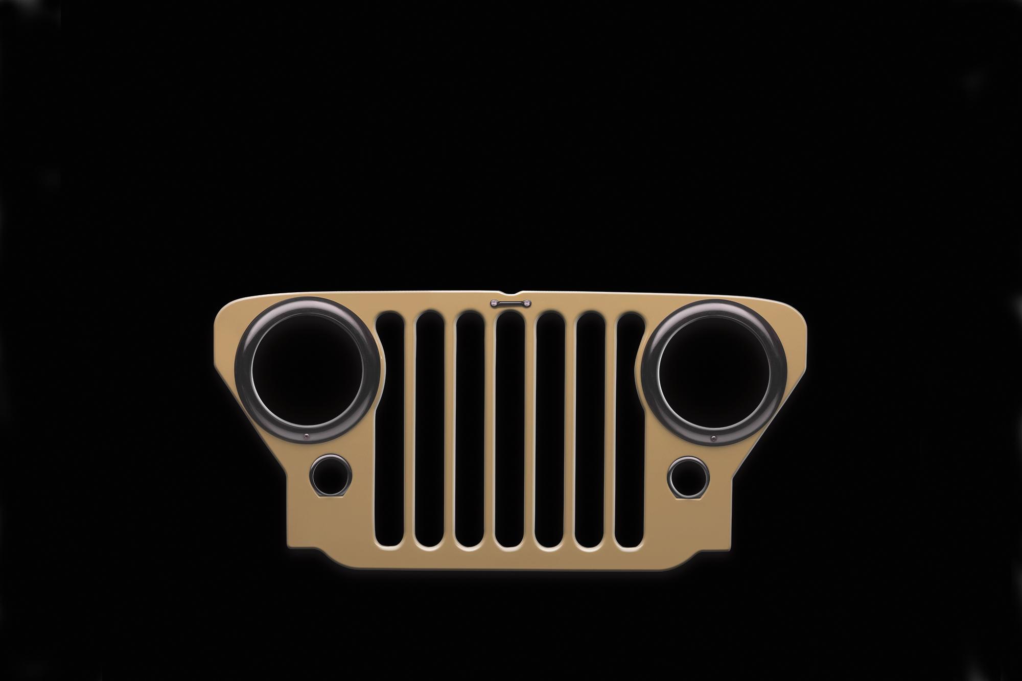 Jeep: Ο ορισμός του διαχρονικού σχεδιασμού.