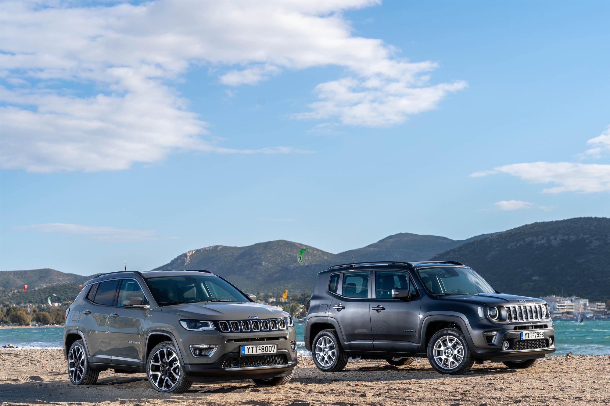 Οι τιμές των νέων Jeep