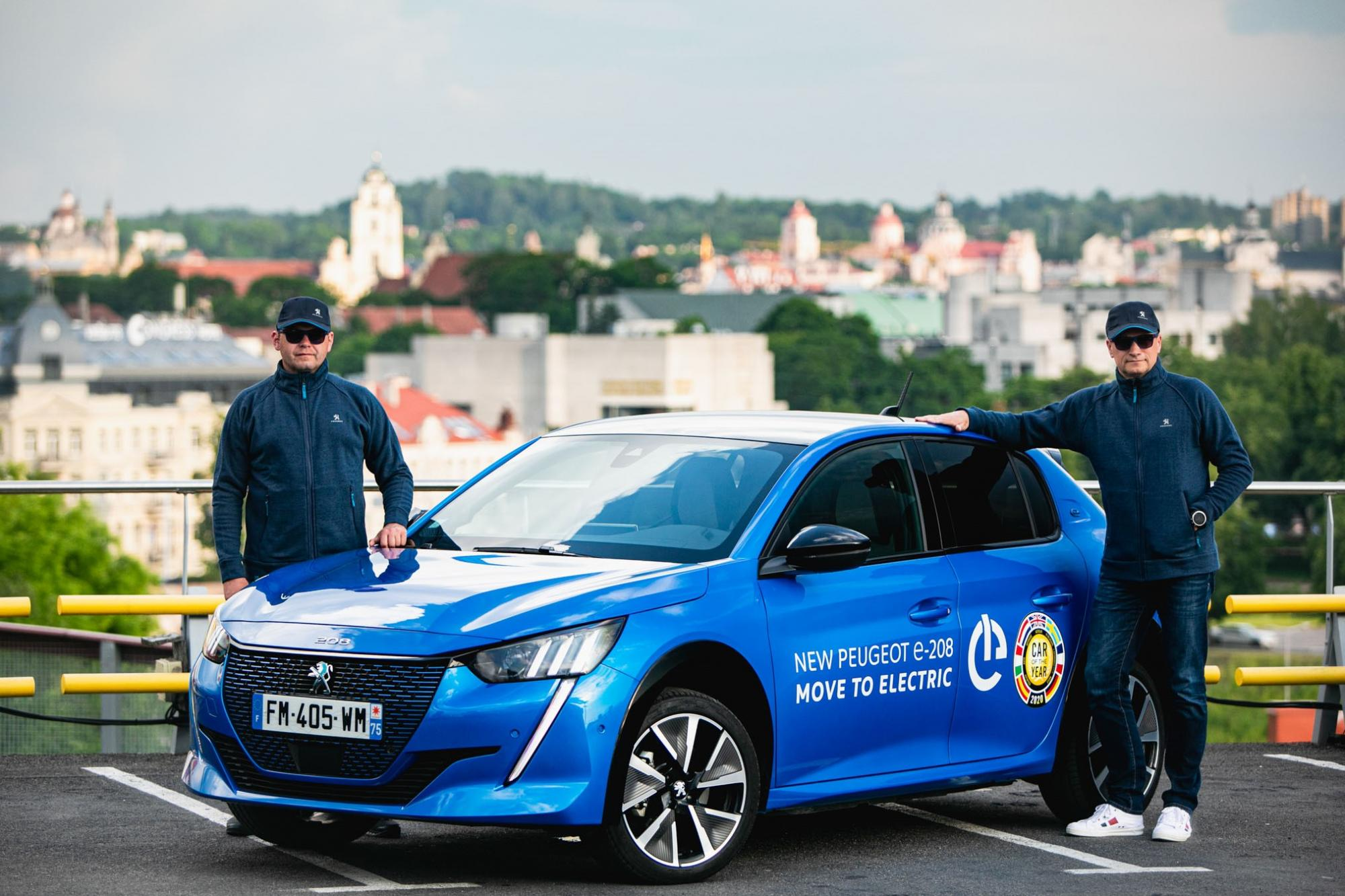 Peugeot e-208: το γρηγορότερο ηλεκτρικό αυτοκίνητο στην κατηγορία του σε αγώνα 300km!