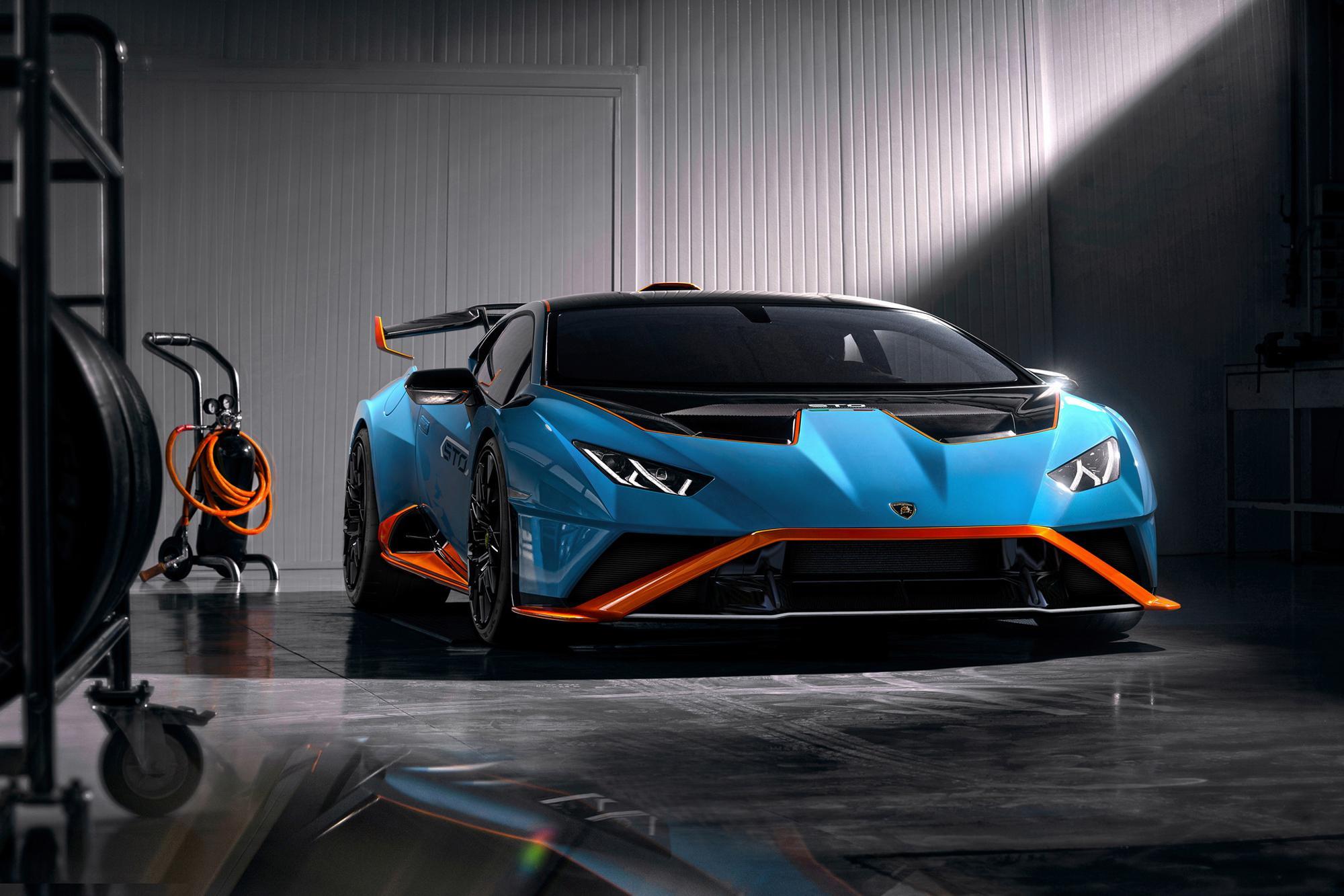 Επίσημο: Lamborghini Huracan STO