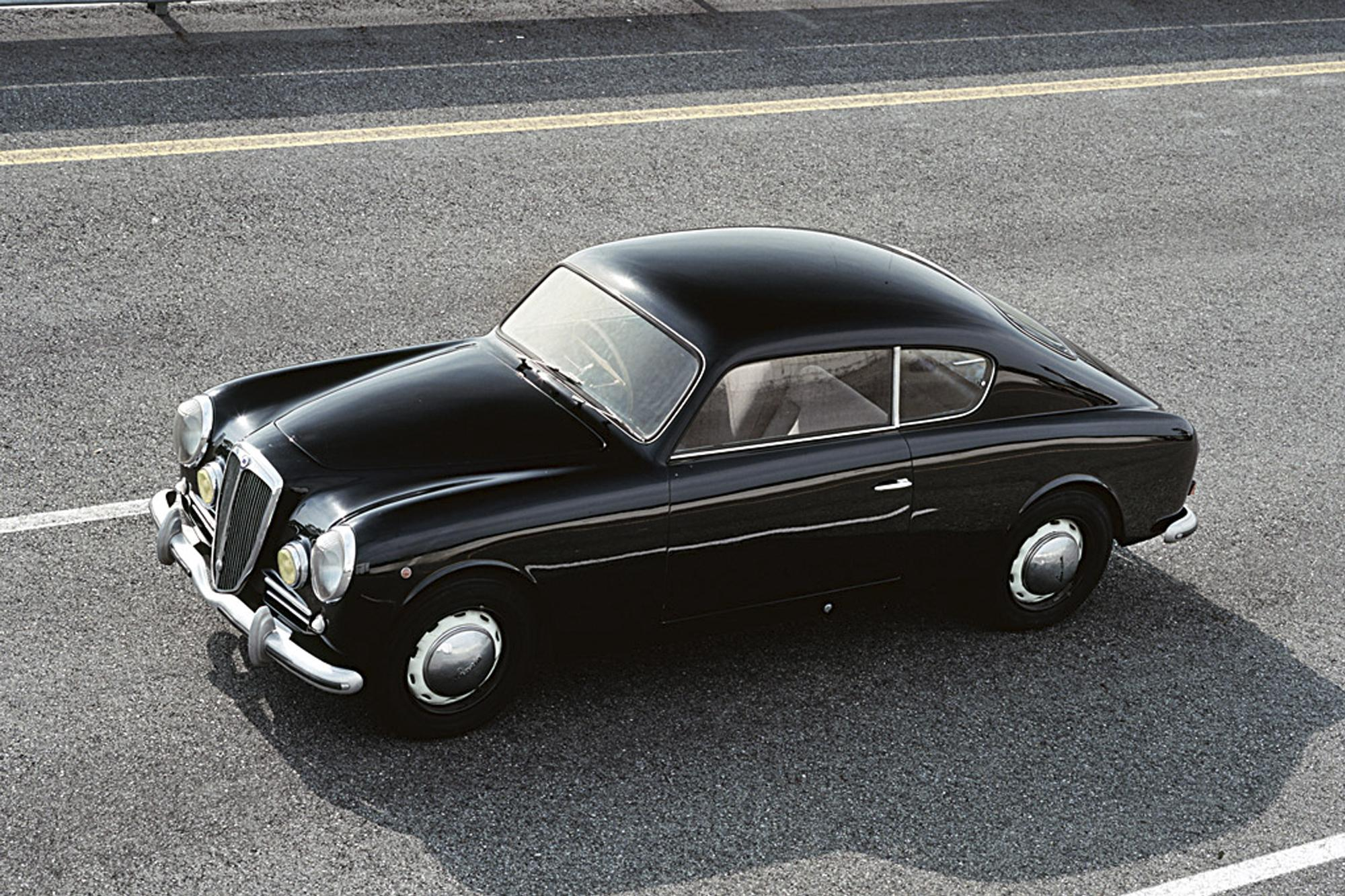 Μια Lancia Aurelia επιστρέφει στους δρόμους