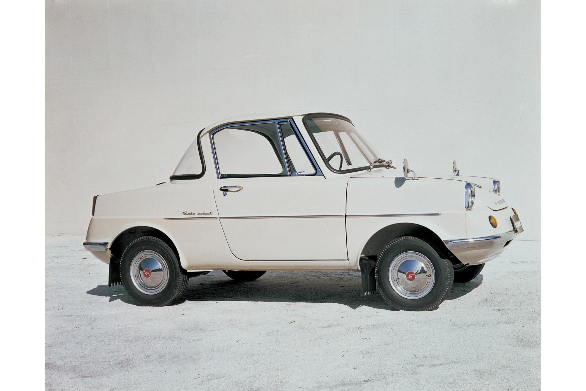 R360 Coupe: Το πρώτο αυτοκίνητο της Mazda.
