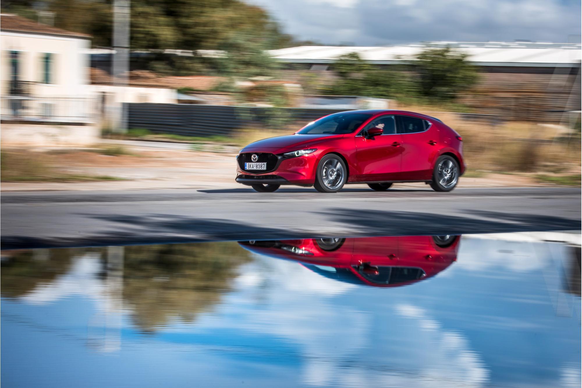 Mazda 3 Skyactiv-G122 2.0 Auto 122PS
