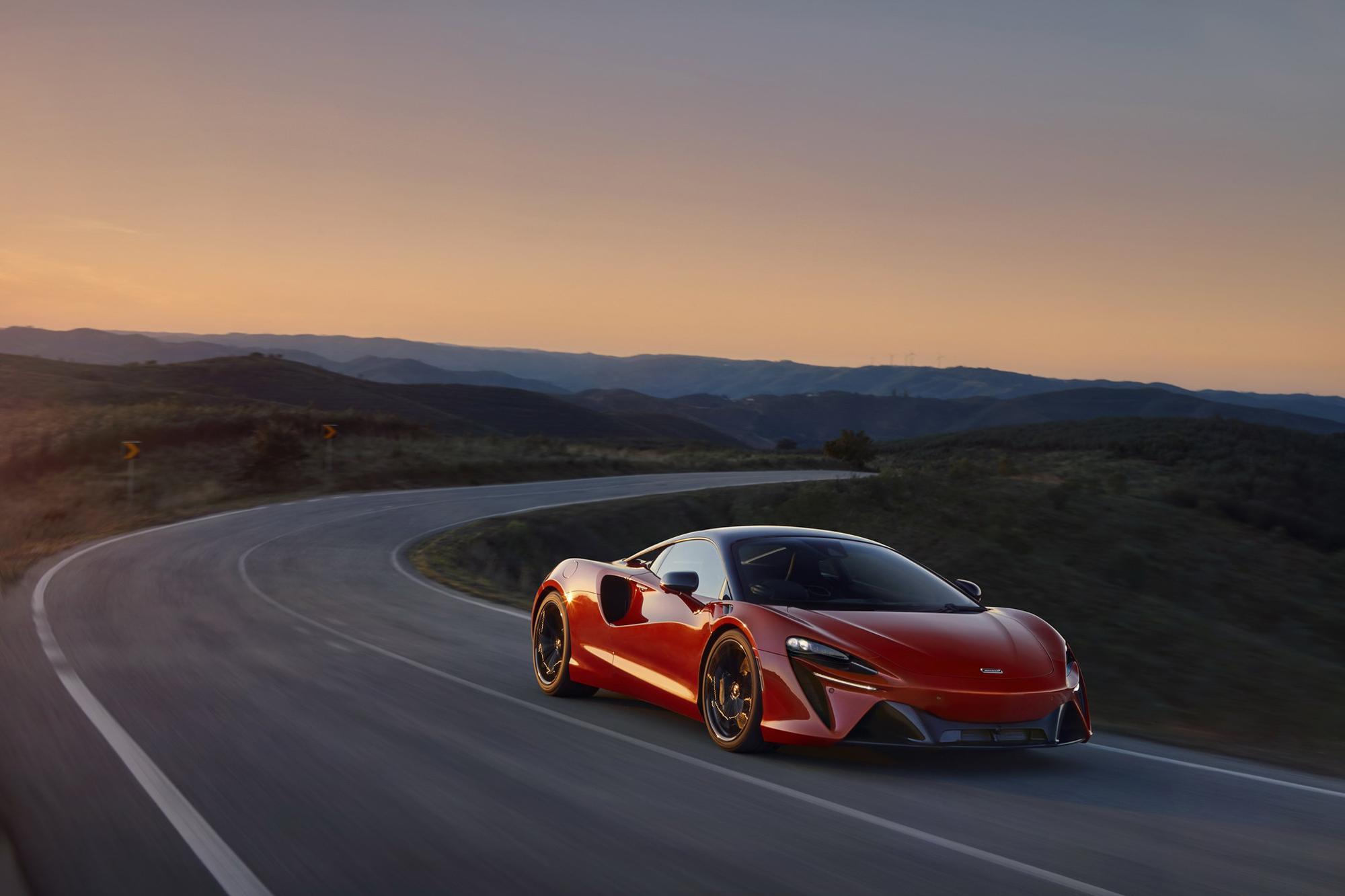 Επίσημο: Η νέα McLaren Artura
