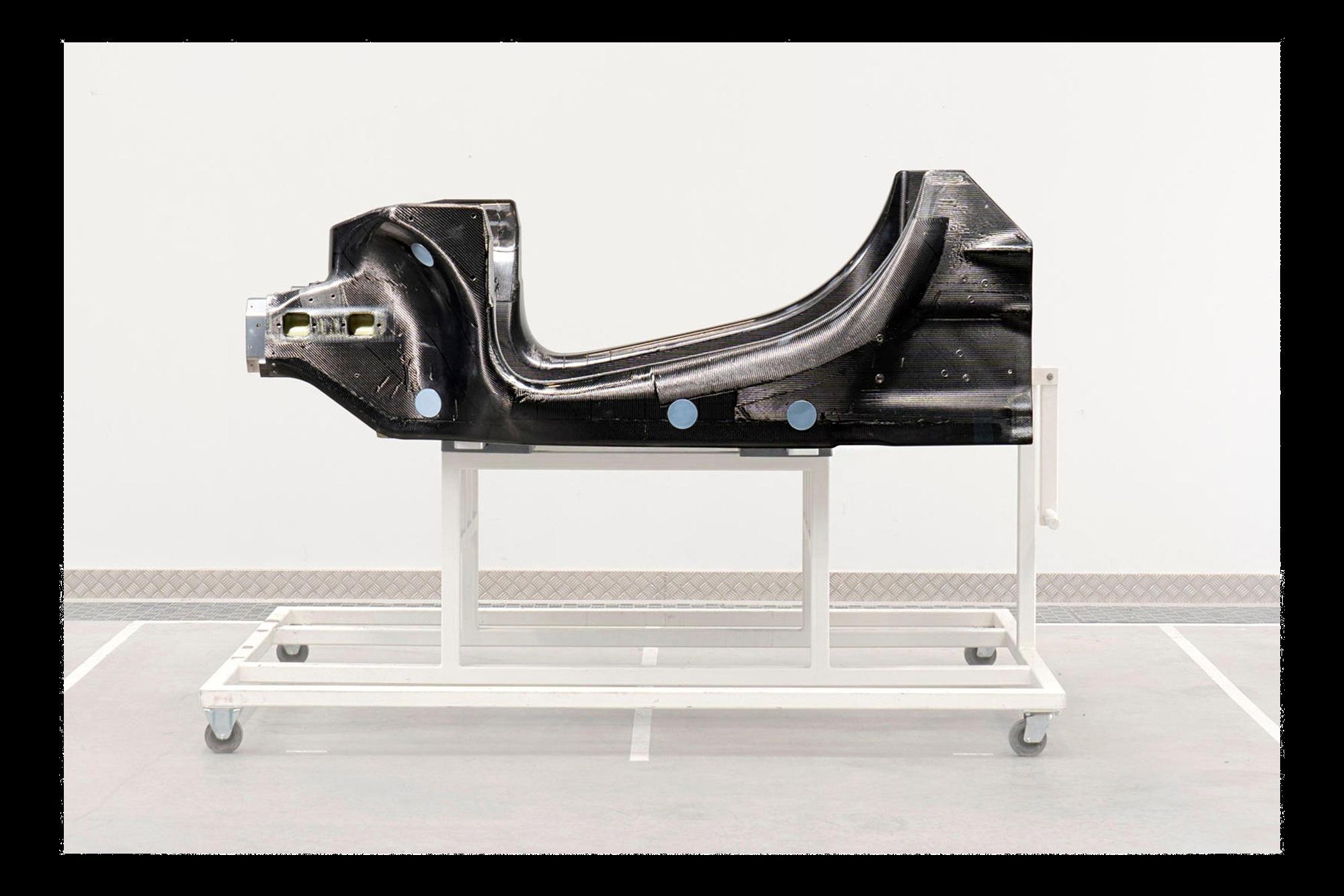 Η νέα πλατφόρμα της McLaren