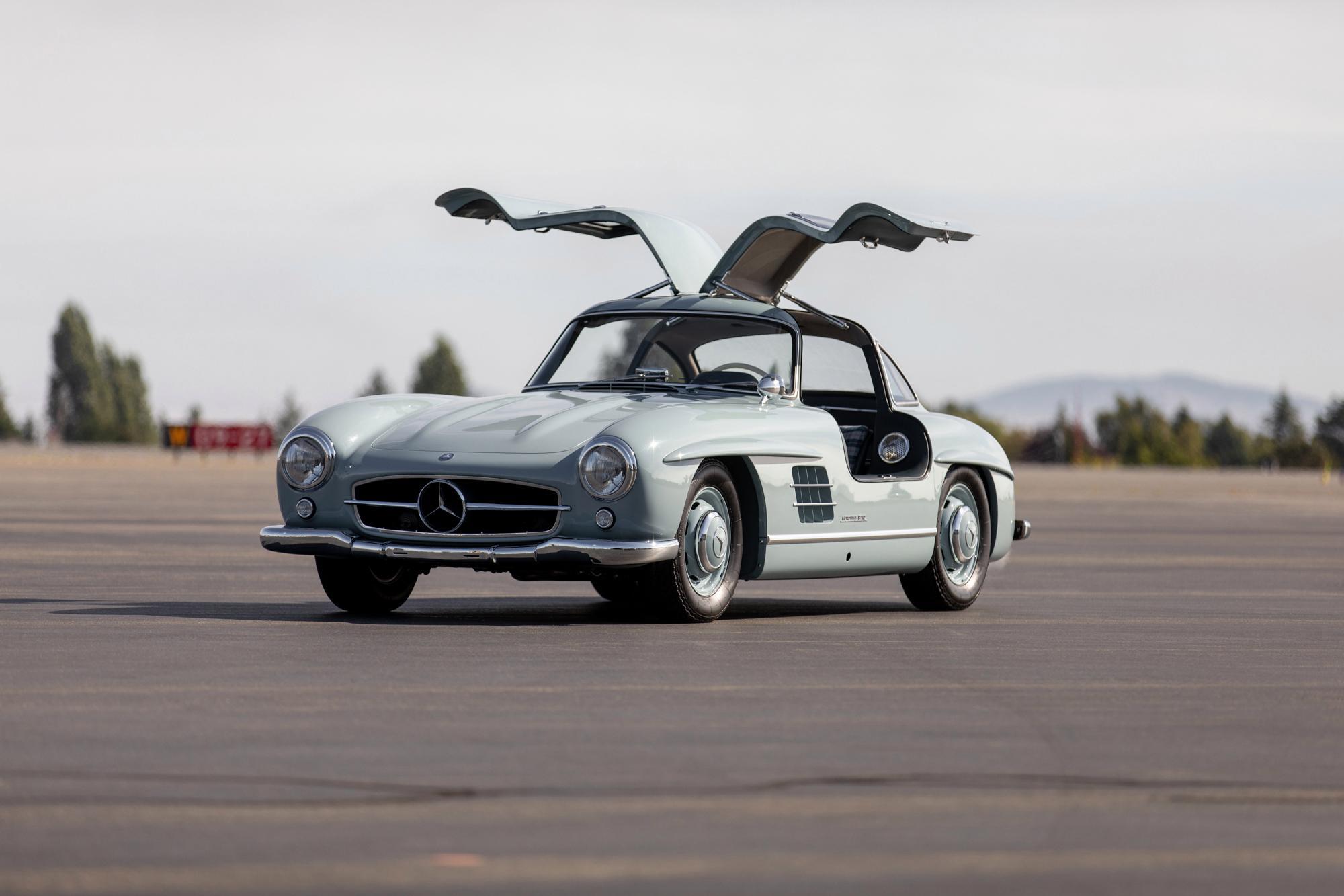 Εσείς πόσα θα δίνατε για μια Mercedes 300SL?