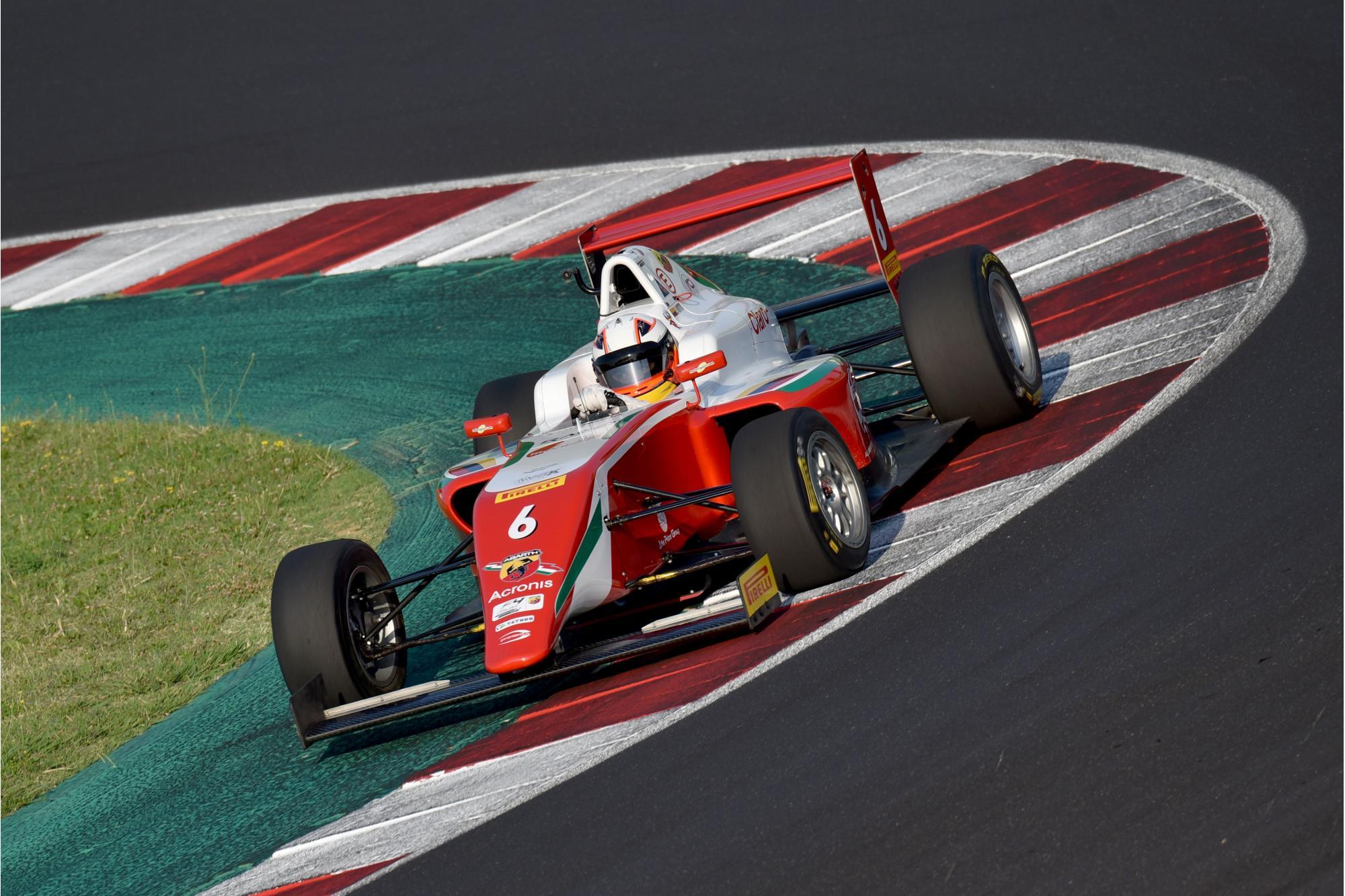 Οι κινητήρες της Abarth επιστρέφουν στα grid των Πρωταθλημάτων της F4