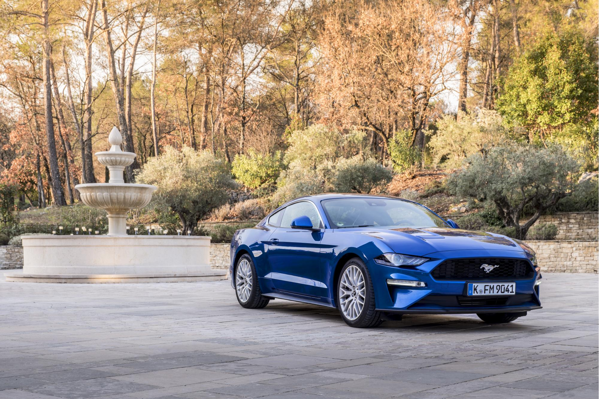 Πρώτη Επαφή: Νέα Ford Mustang