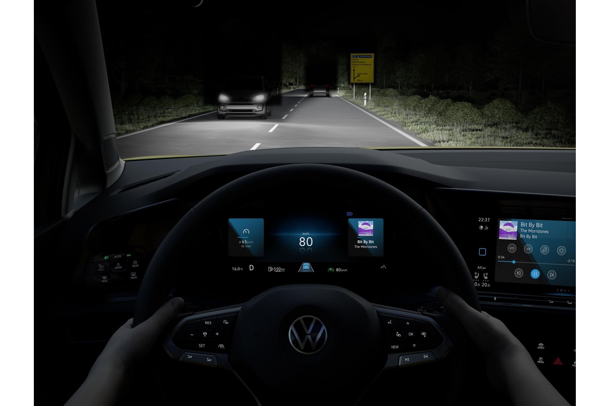 Το IQ.Light της VW