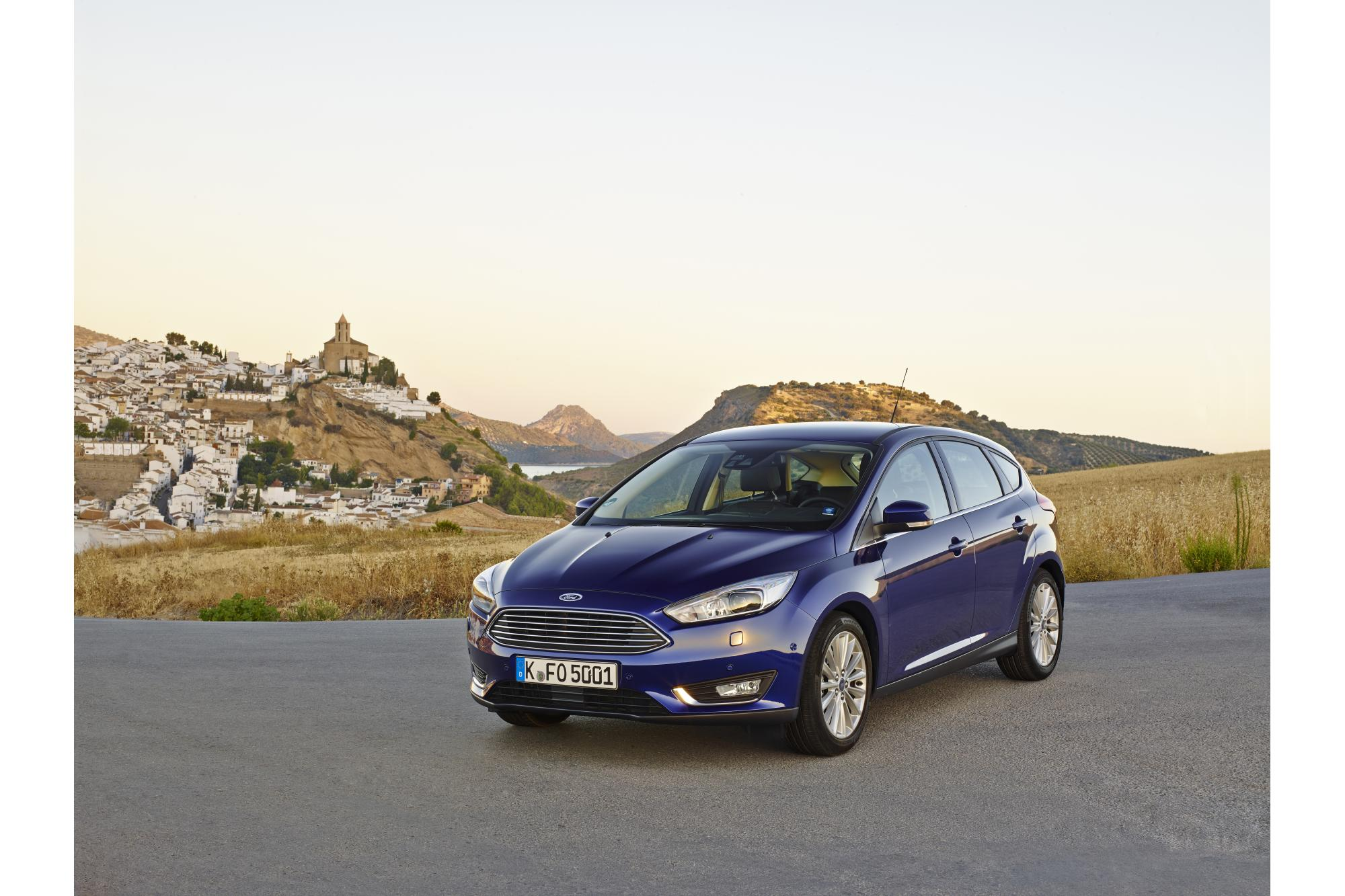 Ford Focus 1.5TDCi 120Ps Powershift