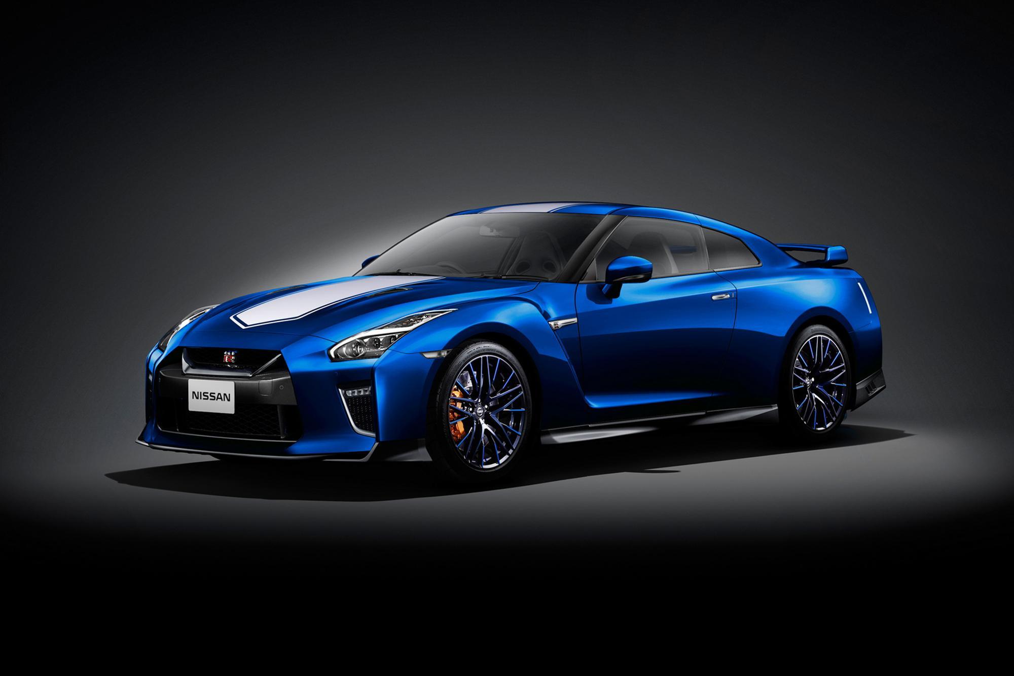 Υβριδικό το νέο GT-R;