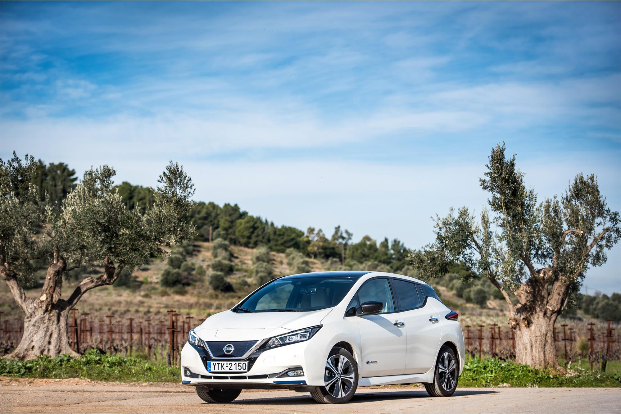 Nissan Leaf 150Ps