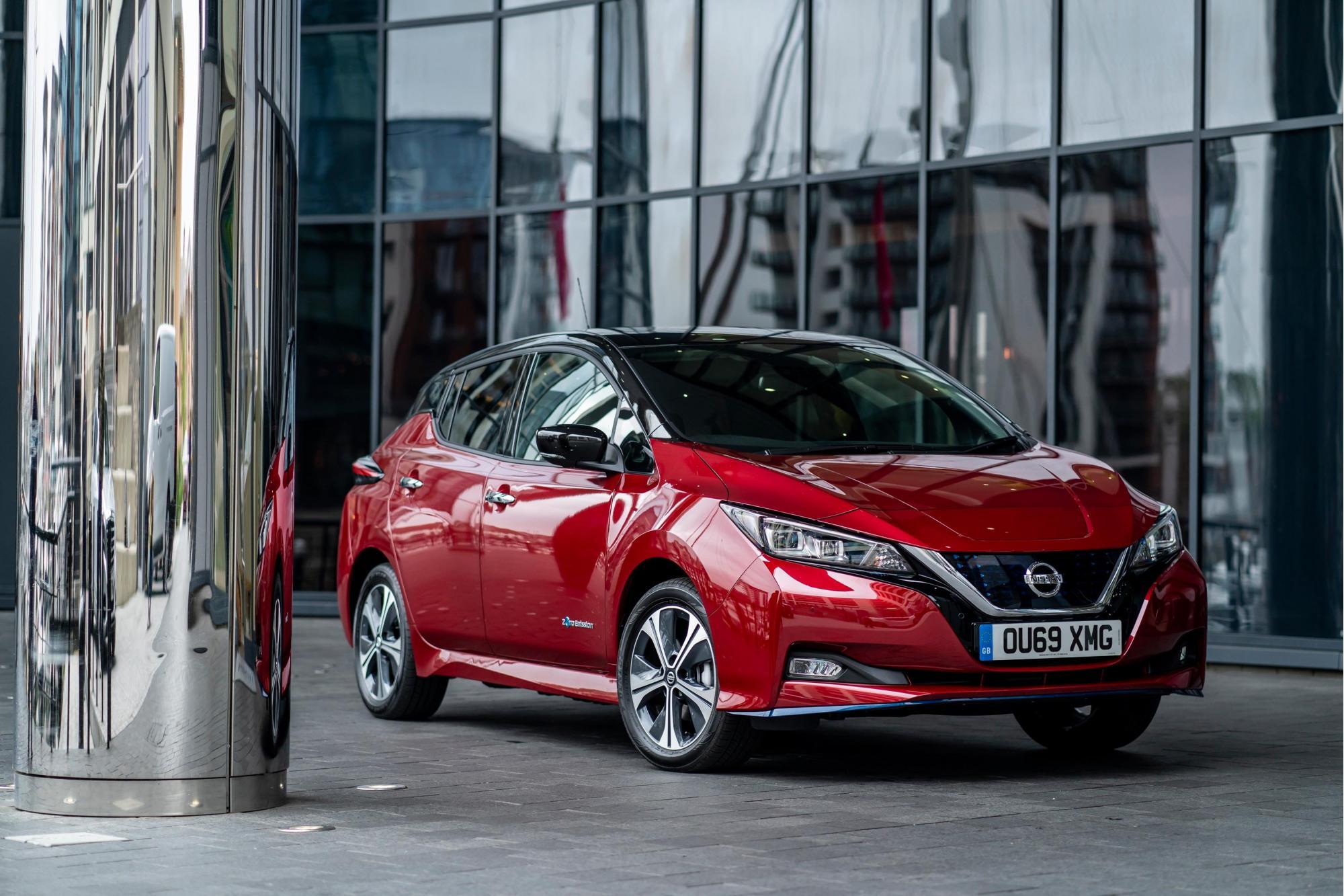 Nissan και Uber προωθούν την κινητικότητα μηδενικών εκπομπών, στο Λονδίνο