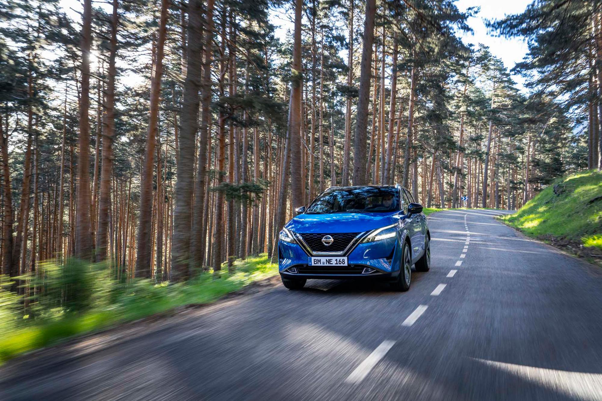 To Νέο Nissan Qashqai έφτασε τις  10.000 παραγγελίες στην Ευρώπη