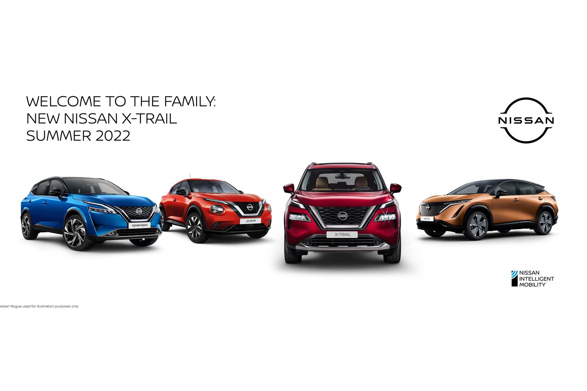 Επίσημο: Νέο Nissan X-Trail