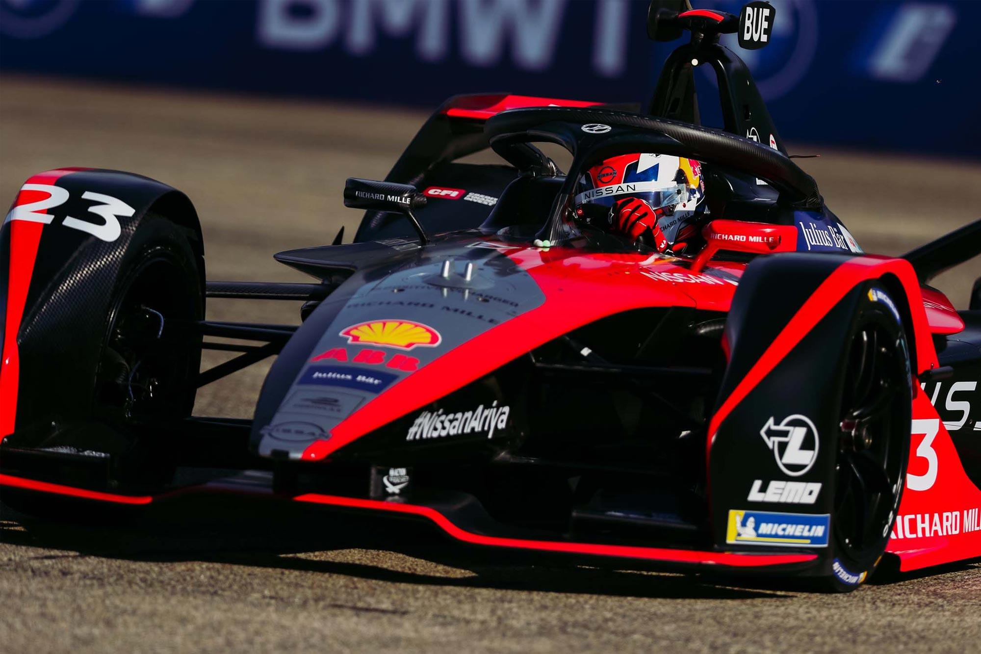 Οι Buemi και Rowland επιστρέφουν δριμύτεροι ως οδηγοί της Nissan e.dams στην Formula E