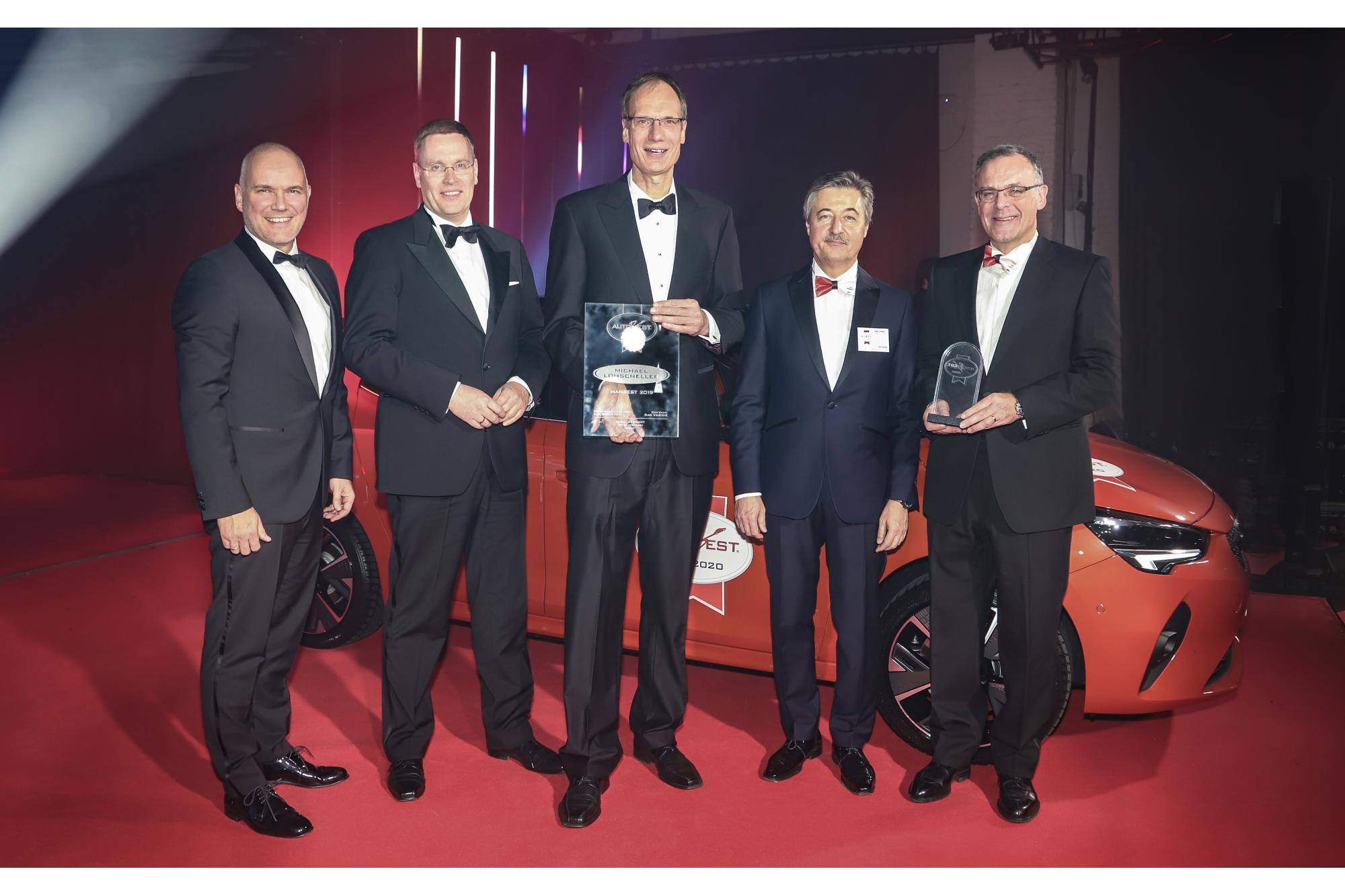 Διπλή επιτυχία για την Opel στο Autobest.