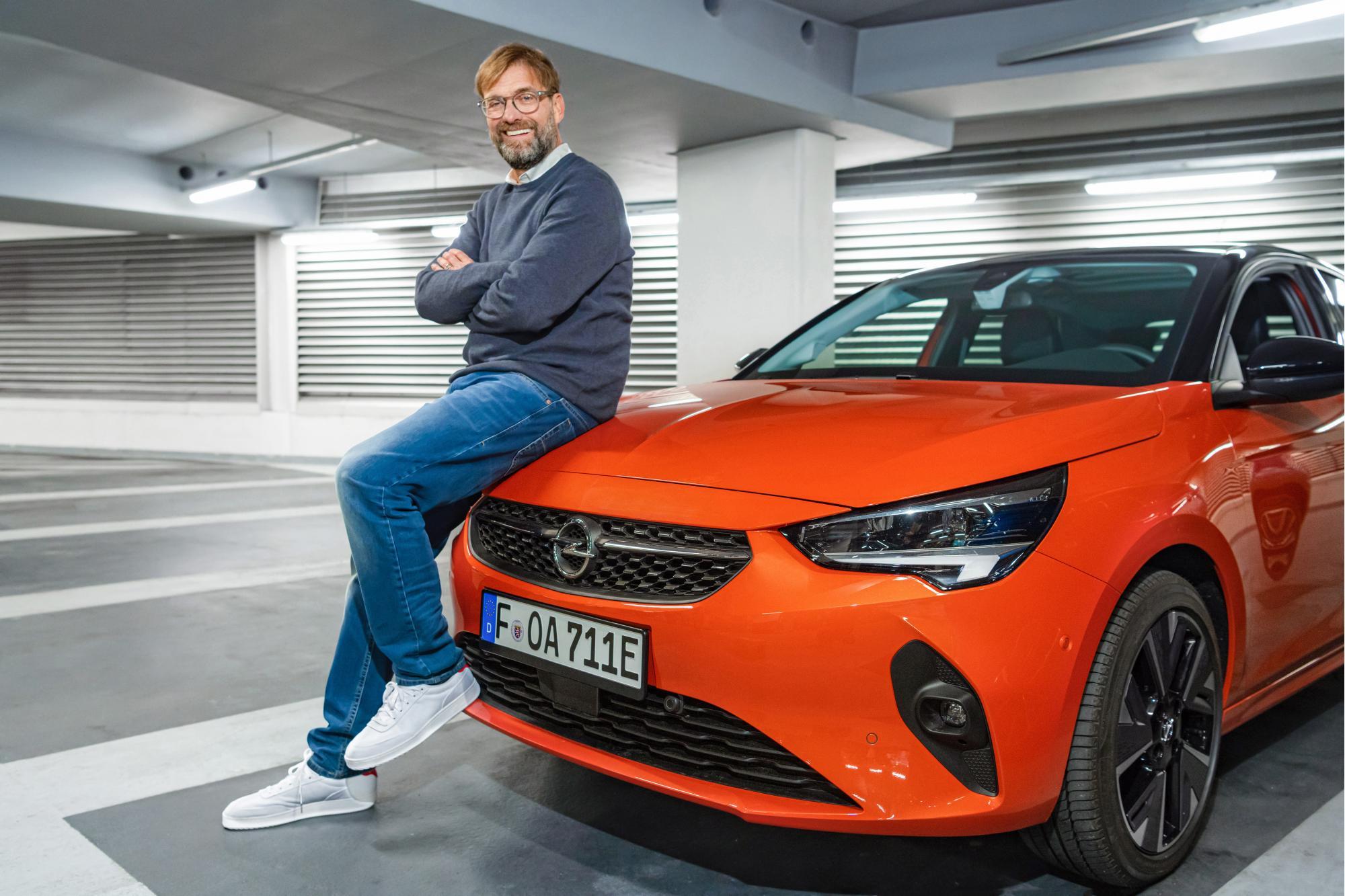 Opel, Klopp και Liverpool