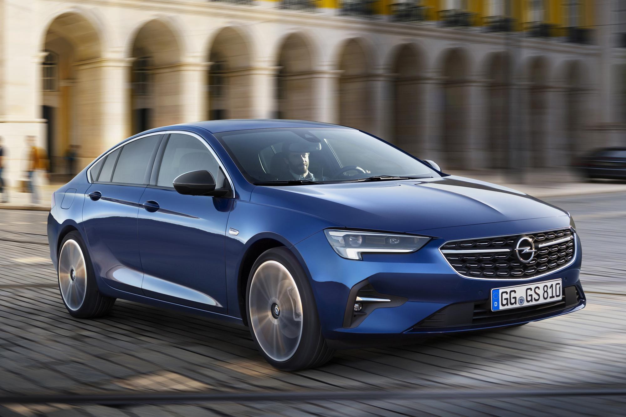Η Opel επεκτείνει τη γκάμα κινητήριων συνόλων της για το Insignia