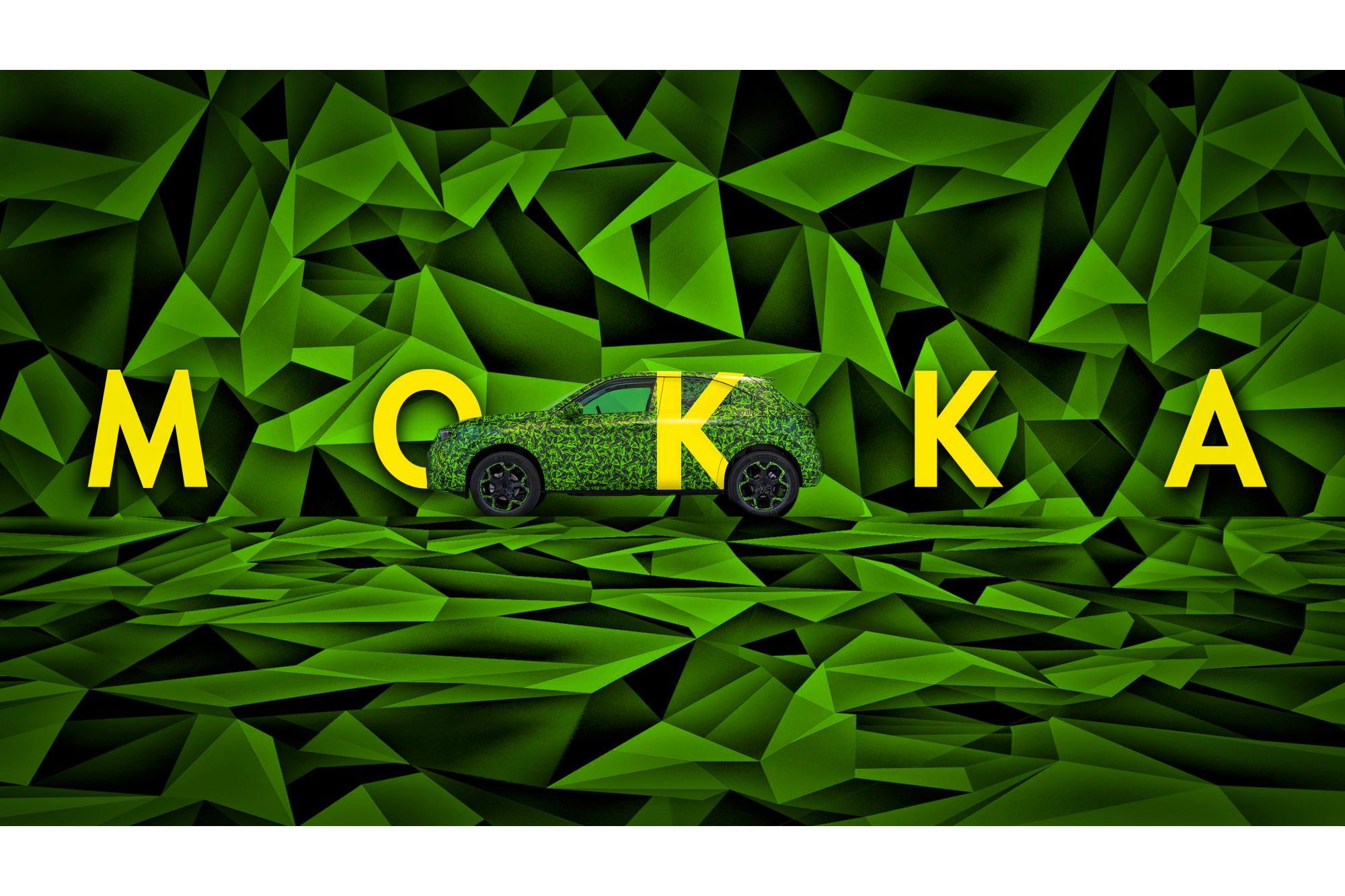 Ηλεκτρικό! Το Νέο Opel Mokka στην εκκίνηση