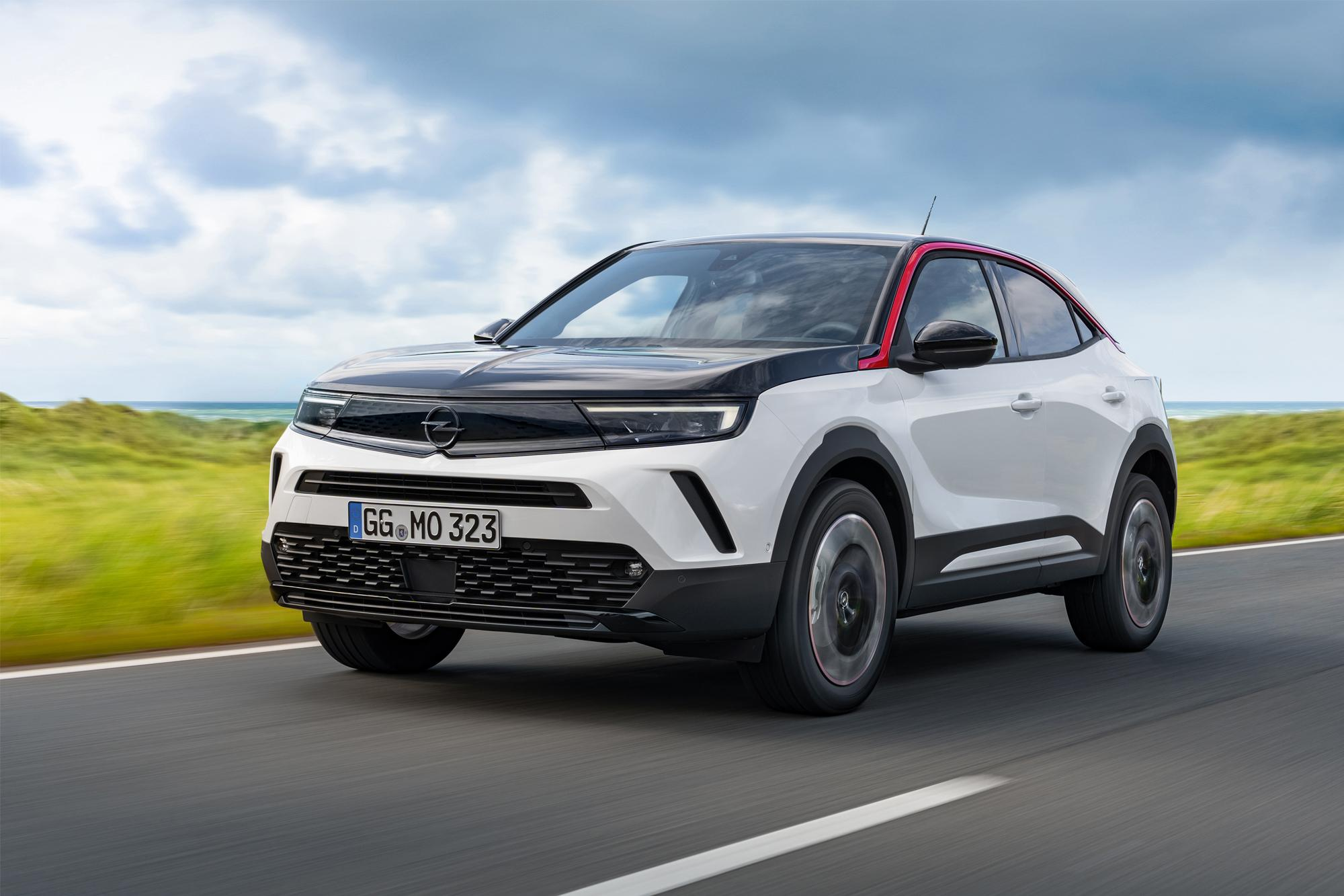 Επίσημη παρουσίαση του νέου Opel Mokka και Mokka-e