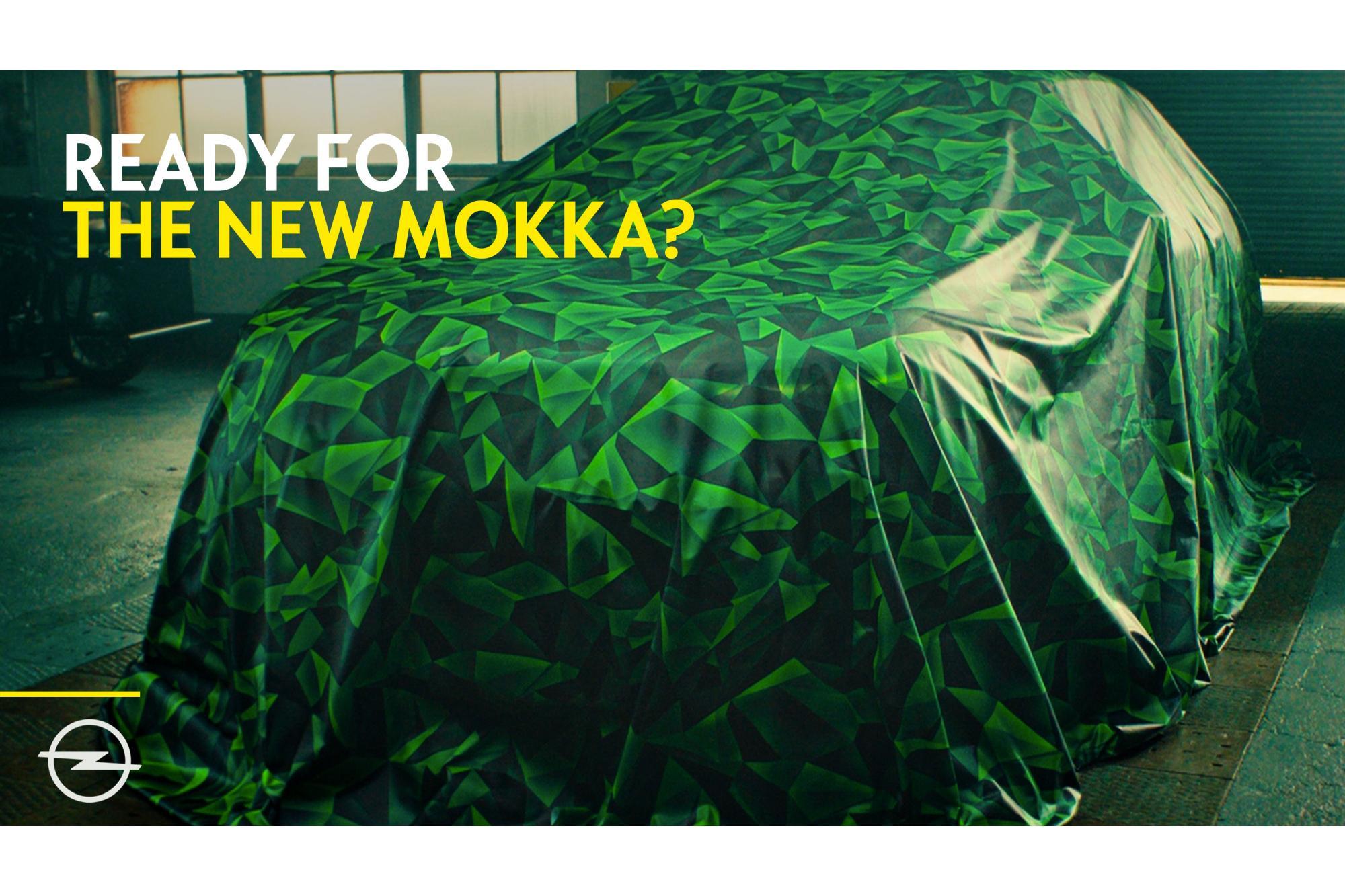 Αποκαλυπτήρια για το Νέο Opel Mokka