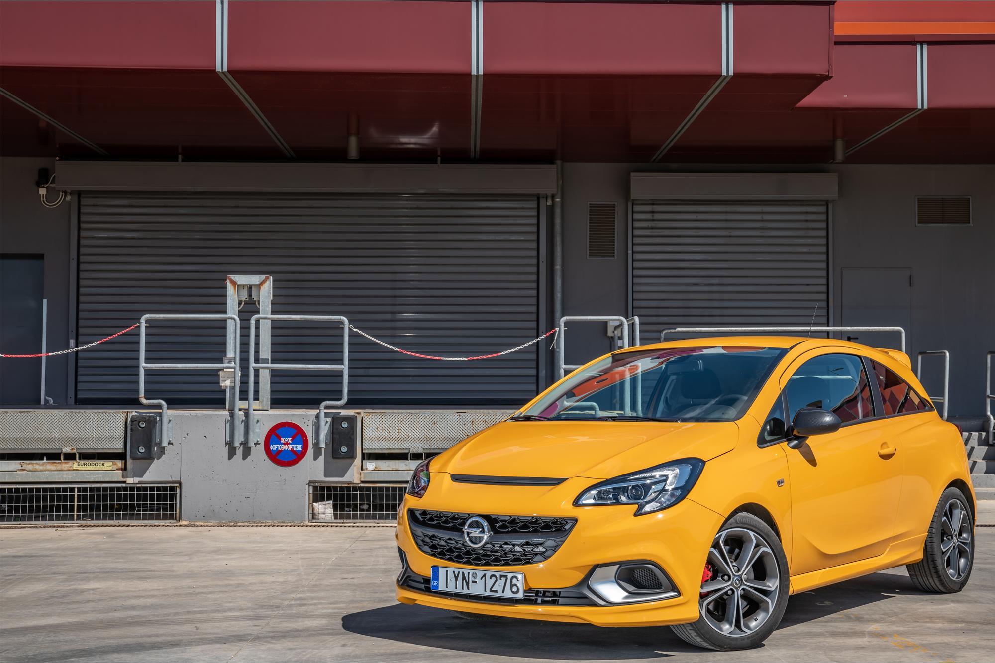 Opel Corsa GSi 1.4T 150Ps
