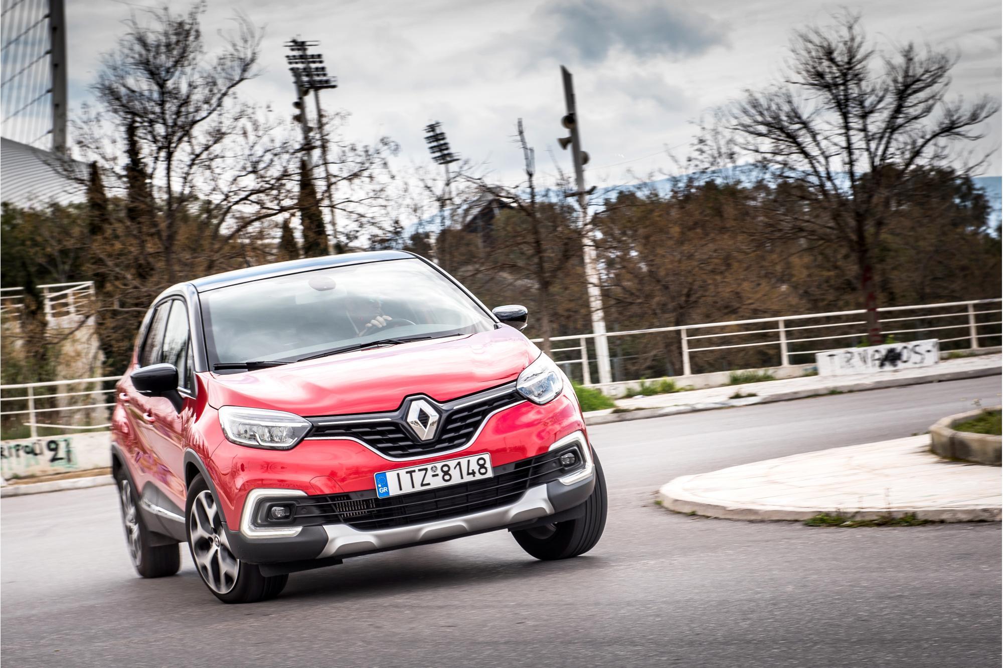 Renault Captur 1.2TCe 120Ps