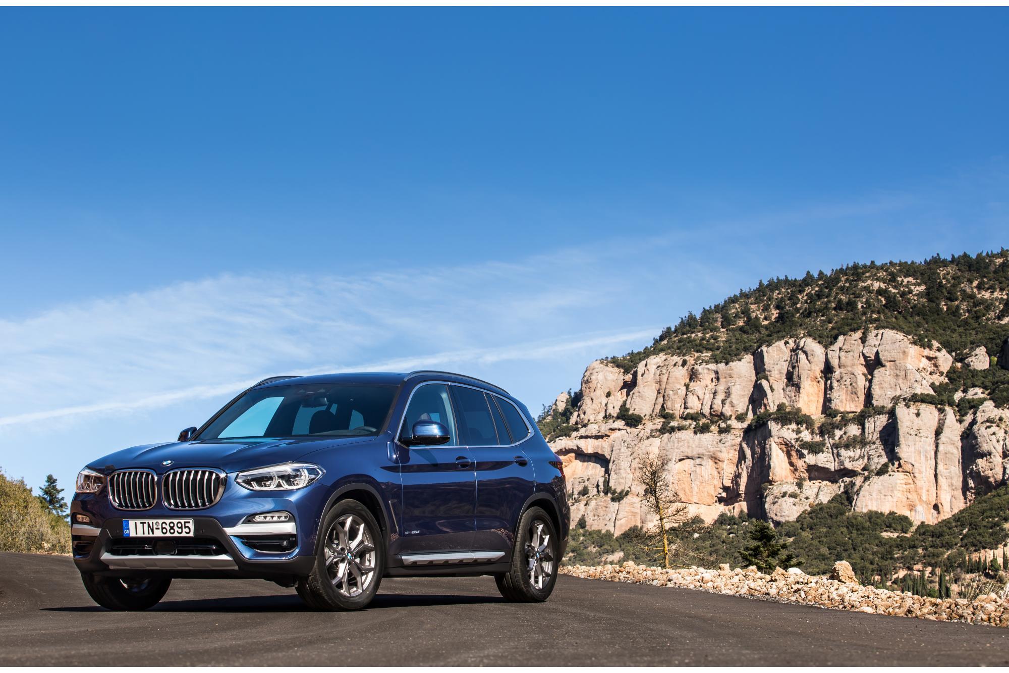 BMW X3 Xdrive 20d 190Ps